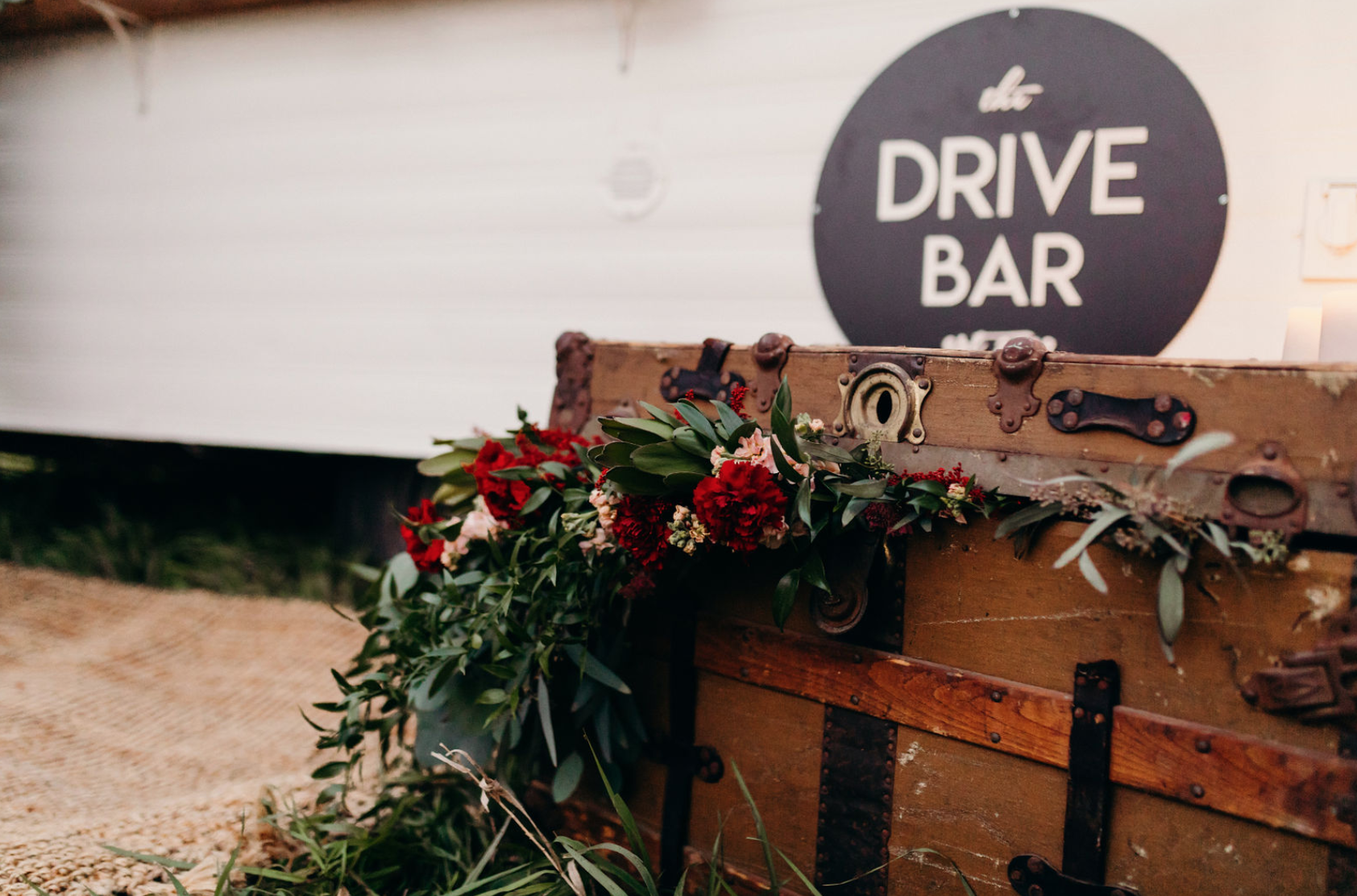 THE DRIVE BAR - Omaha's First Vintage Mobile Bar!