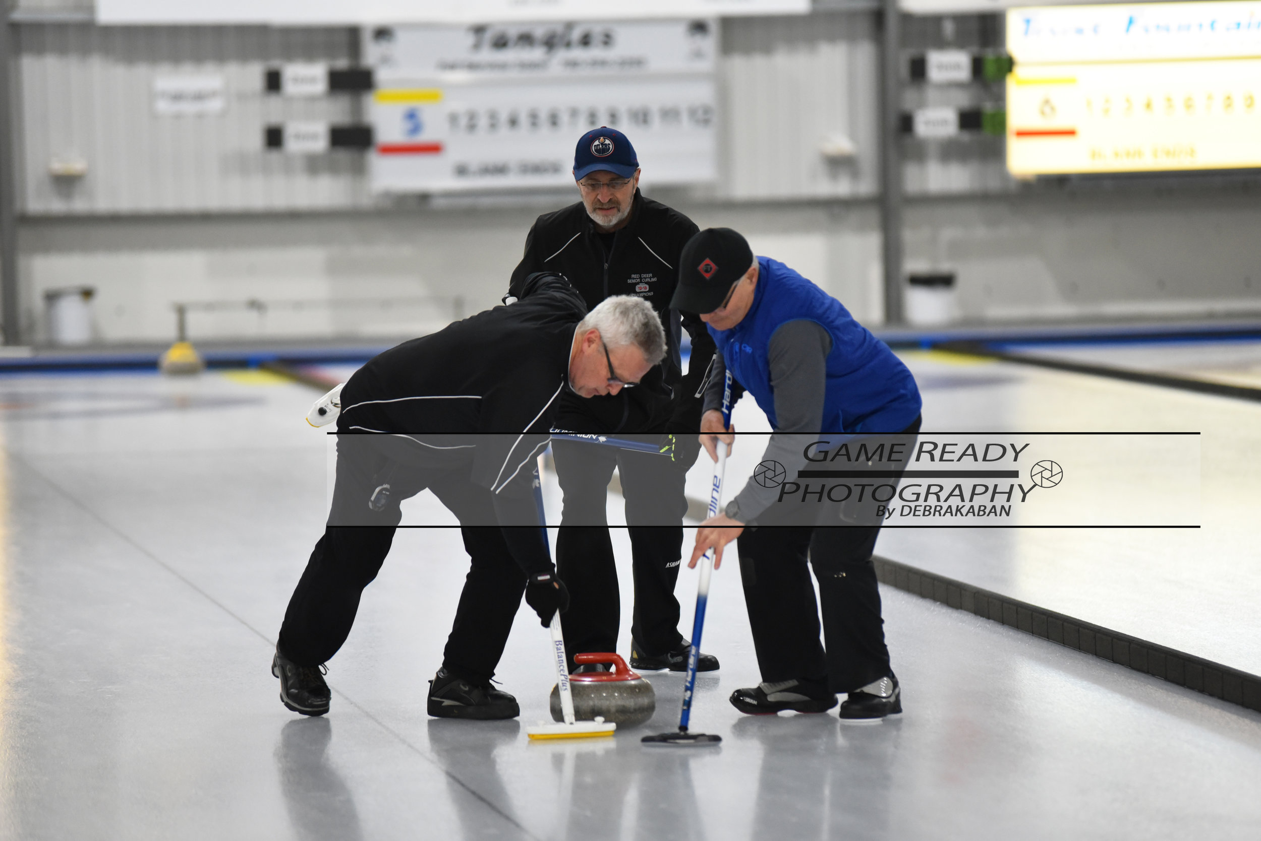 Sunday - Ice Curling — Game Ready Photography