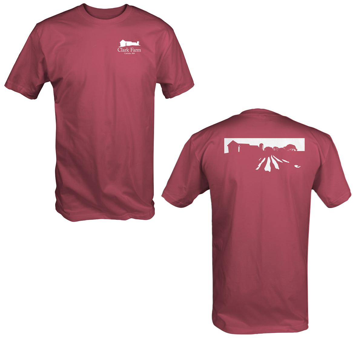 Clark Farm Field Shirt Red