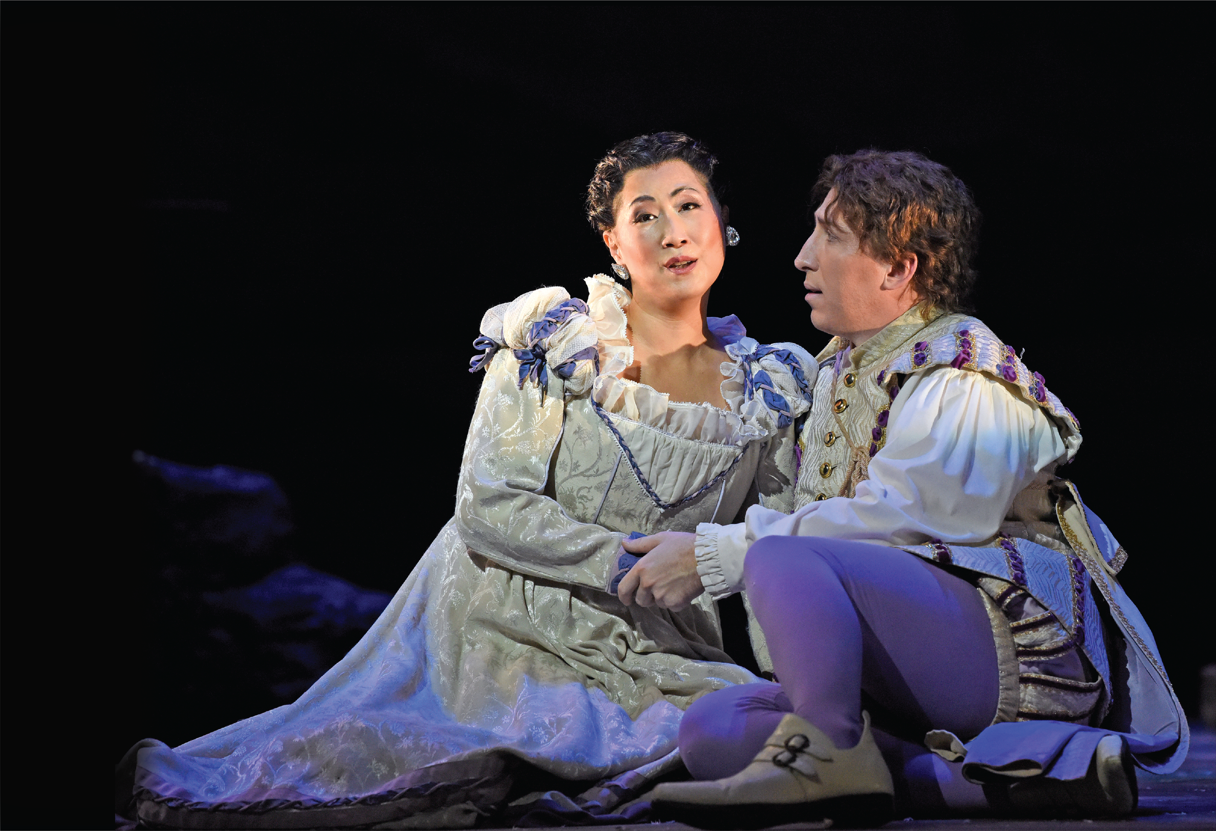 """Opera San Antonio Climbs New Heights With Faust"" - - San Antonio Express News"