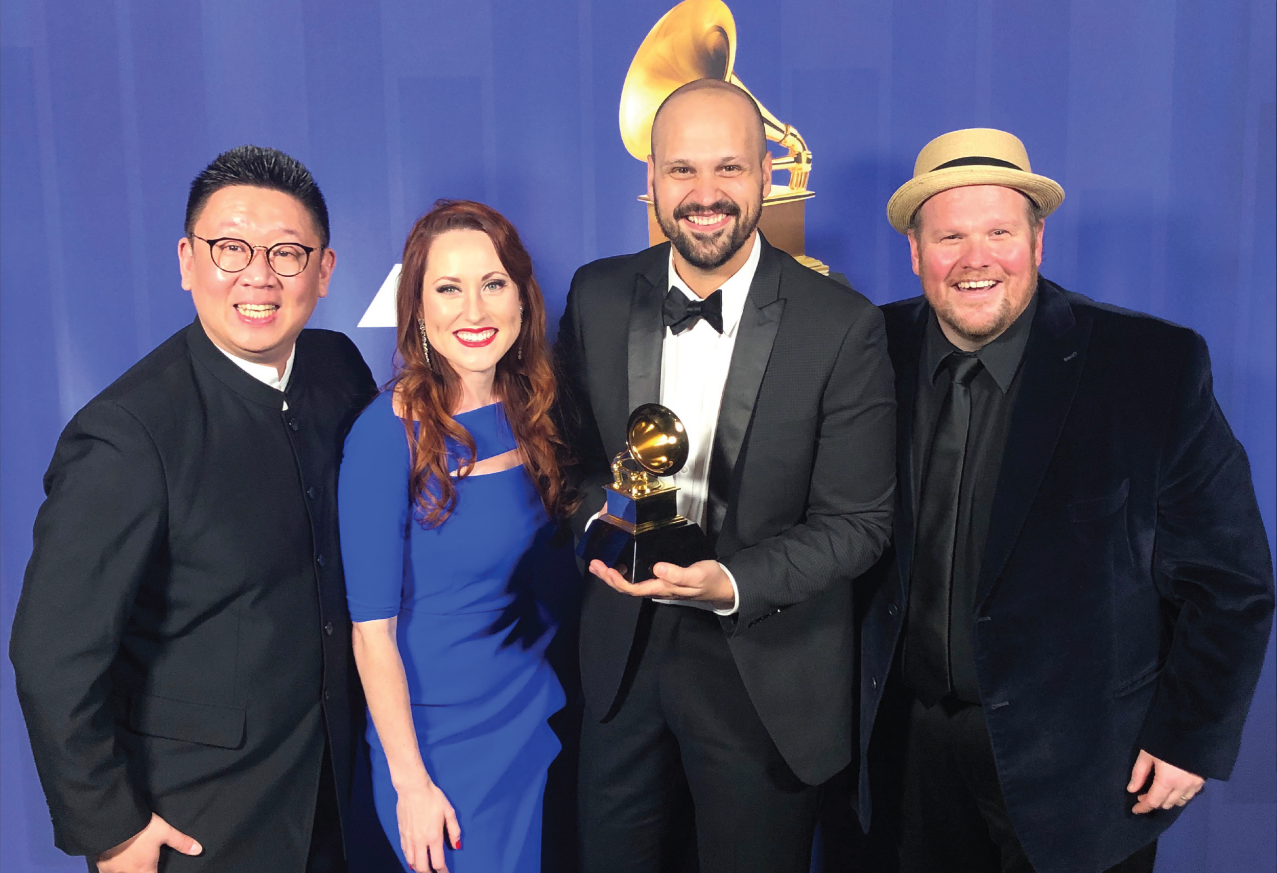 Faust Cast Member Wins a Grammy - Edward Parks (Faust's Valentin) won a Grammy for his role as Steve Jobs in The (R)evolution of Steve Jobs. The Grammy was awarded for Best Opera Recording.