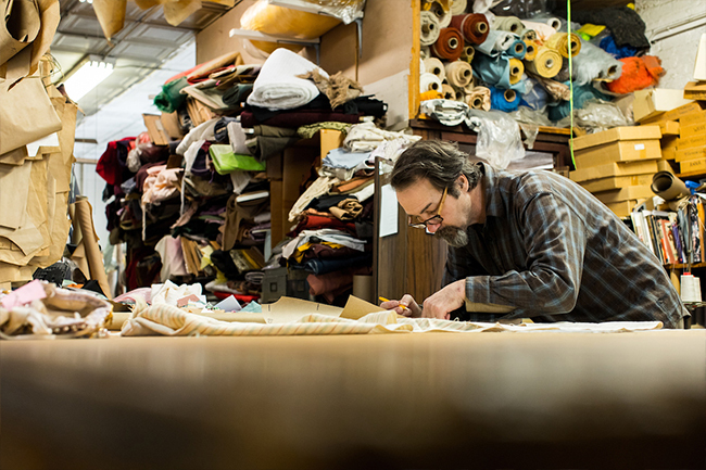 Americas oldest costume shop - Read about the history and magic that goes into the costumes for Tosca!