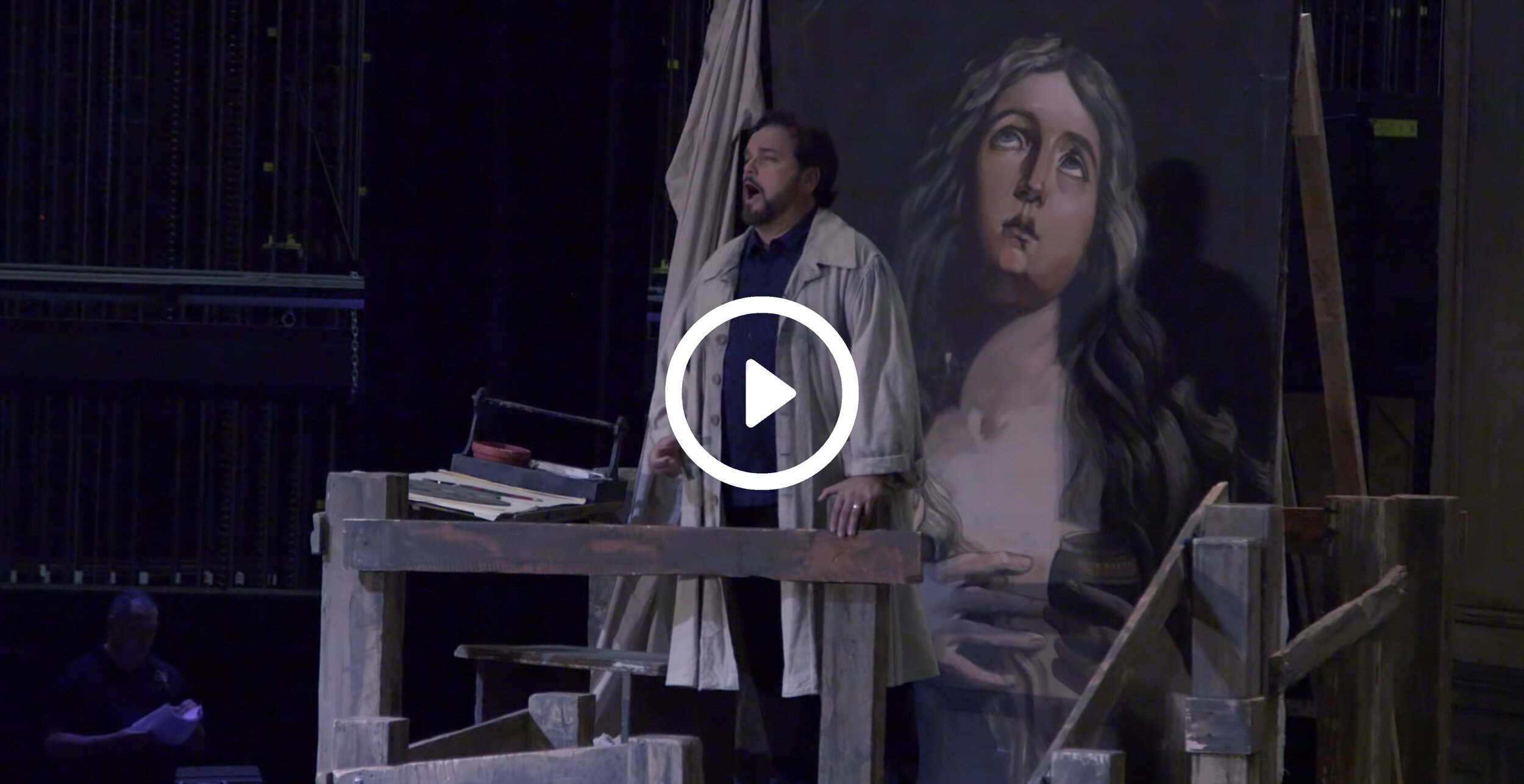 Taste of Tosca - Take a behind the scenes look at our production of Tosca