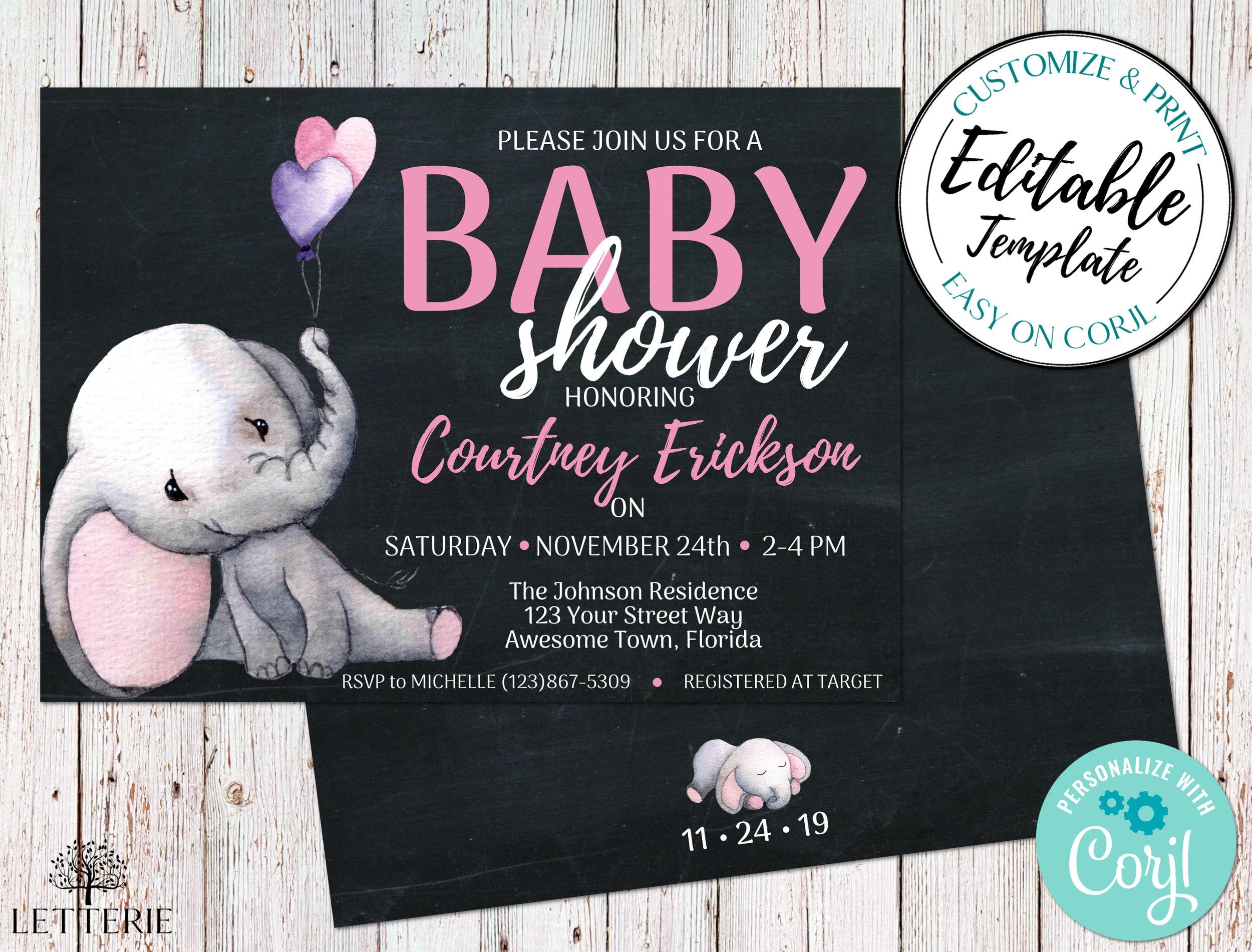 Elephant_BabyShower_Girl_Chalkboard_Invitation_Mockup.jpeg