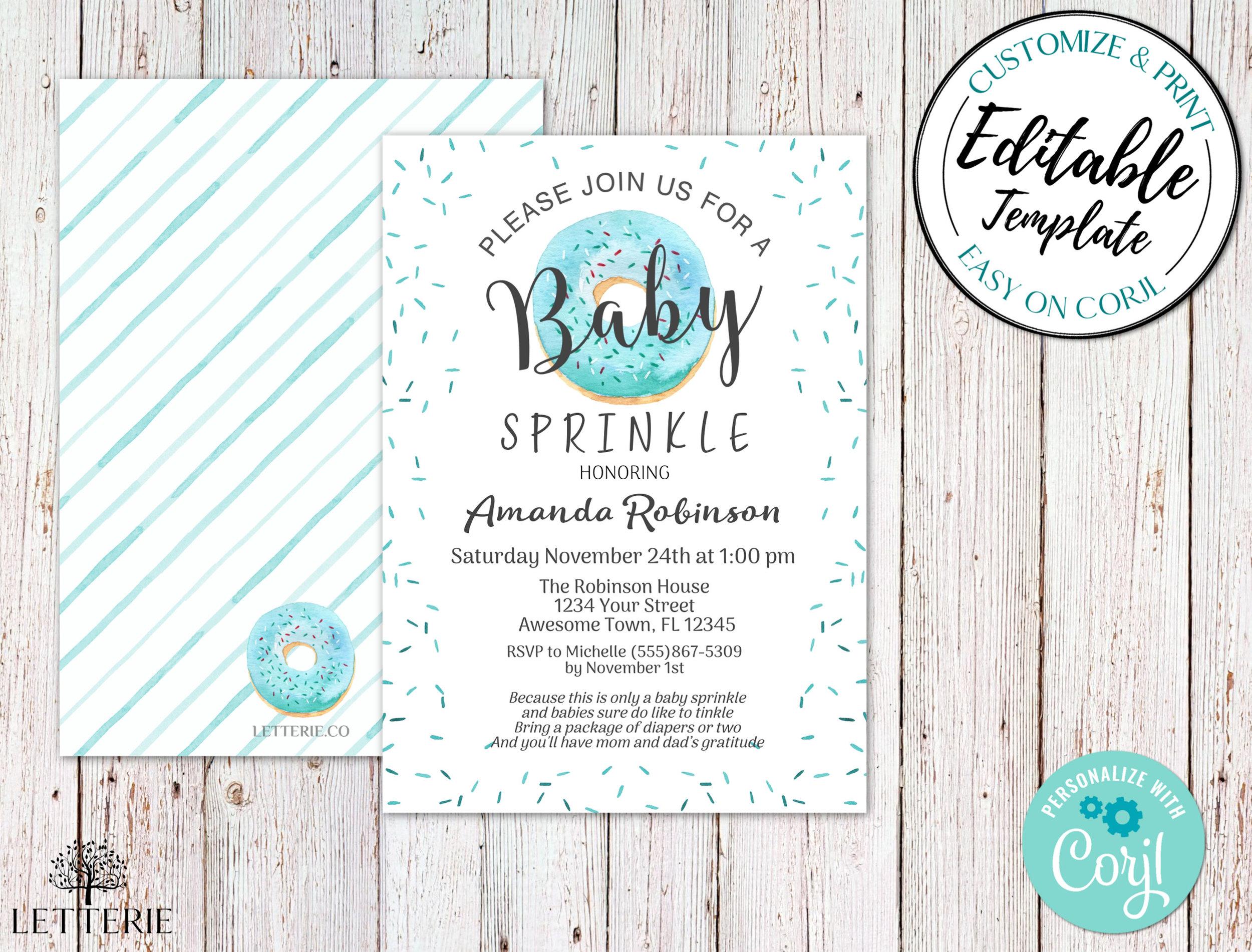 BabySprinkleDoughnut_Invitation_Mockup.jpeg