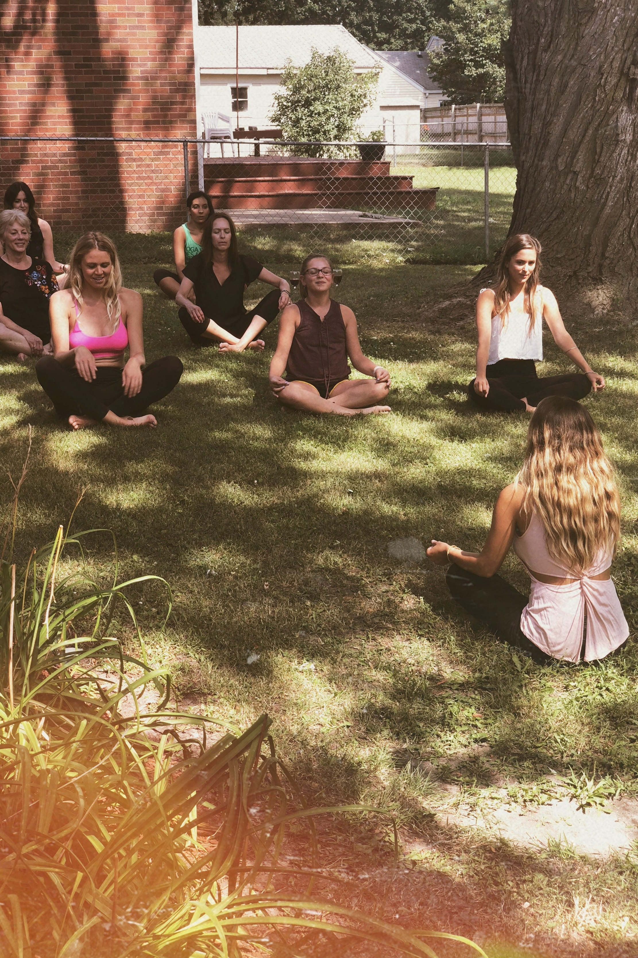 yoga and co group lessons
