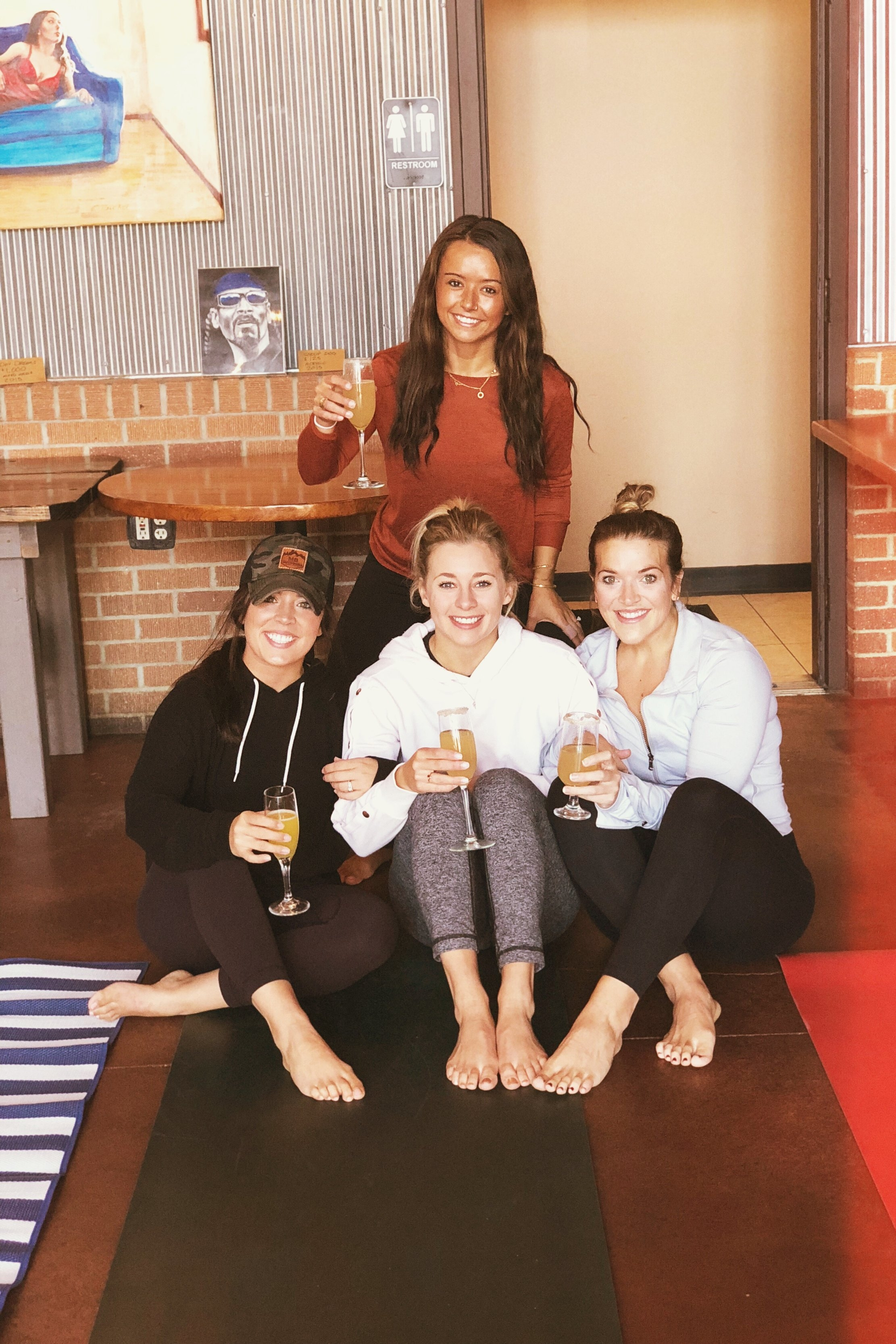 yoga and co events and parties