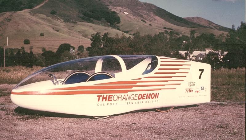 "1985 ""Orange Demon"
