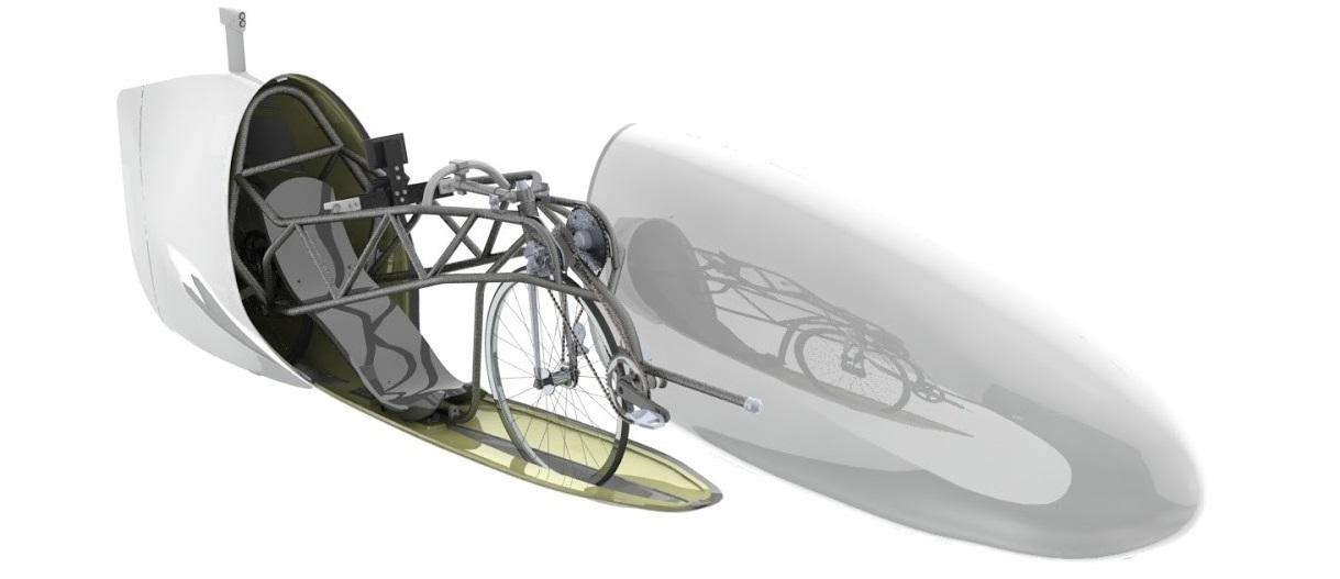 Full Bike Render
