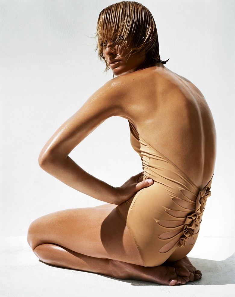 Photographed by Steven Meisel, Vogue , November 2003