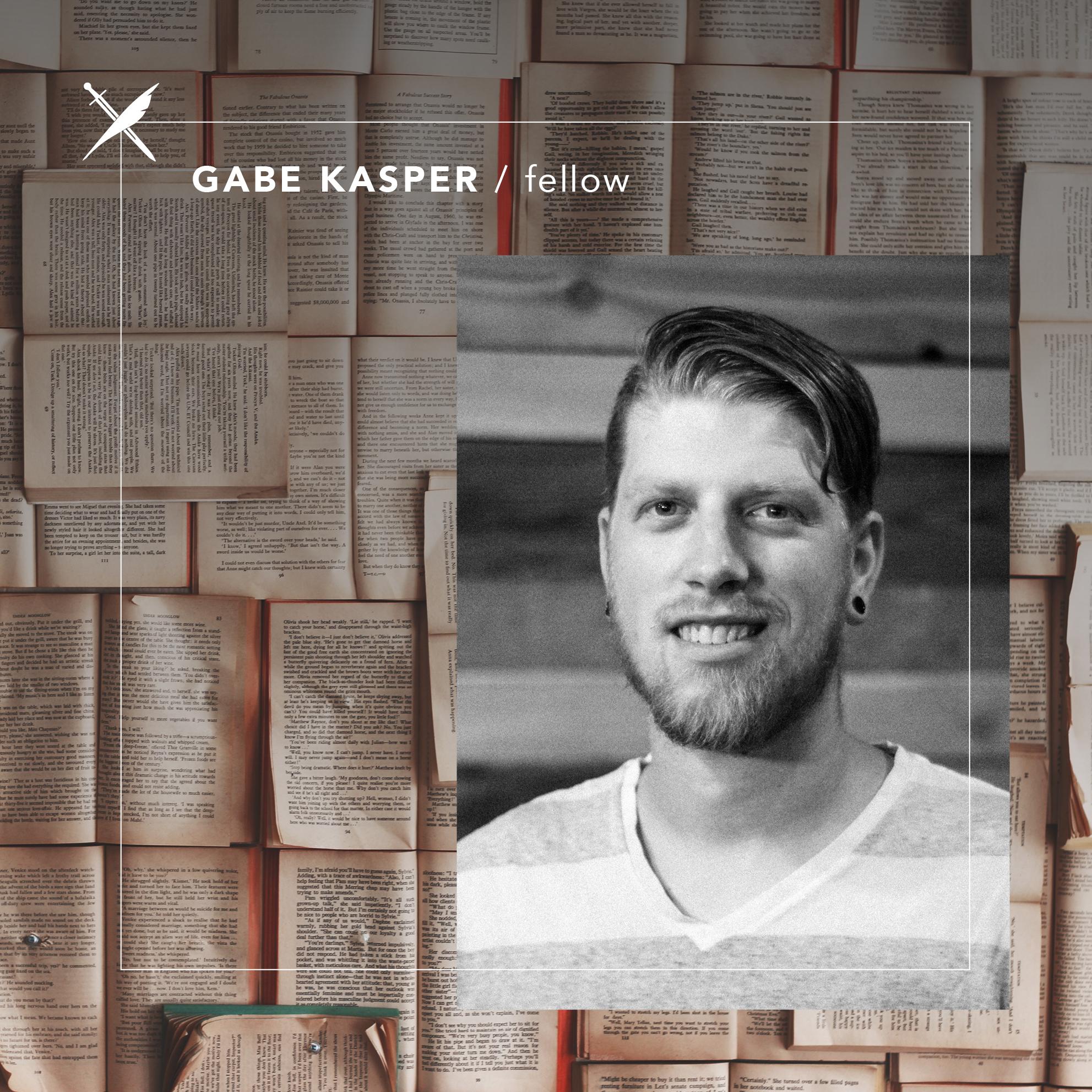 Copy of Gabe Kasper - Fellow