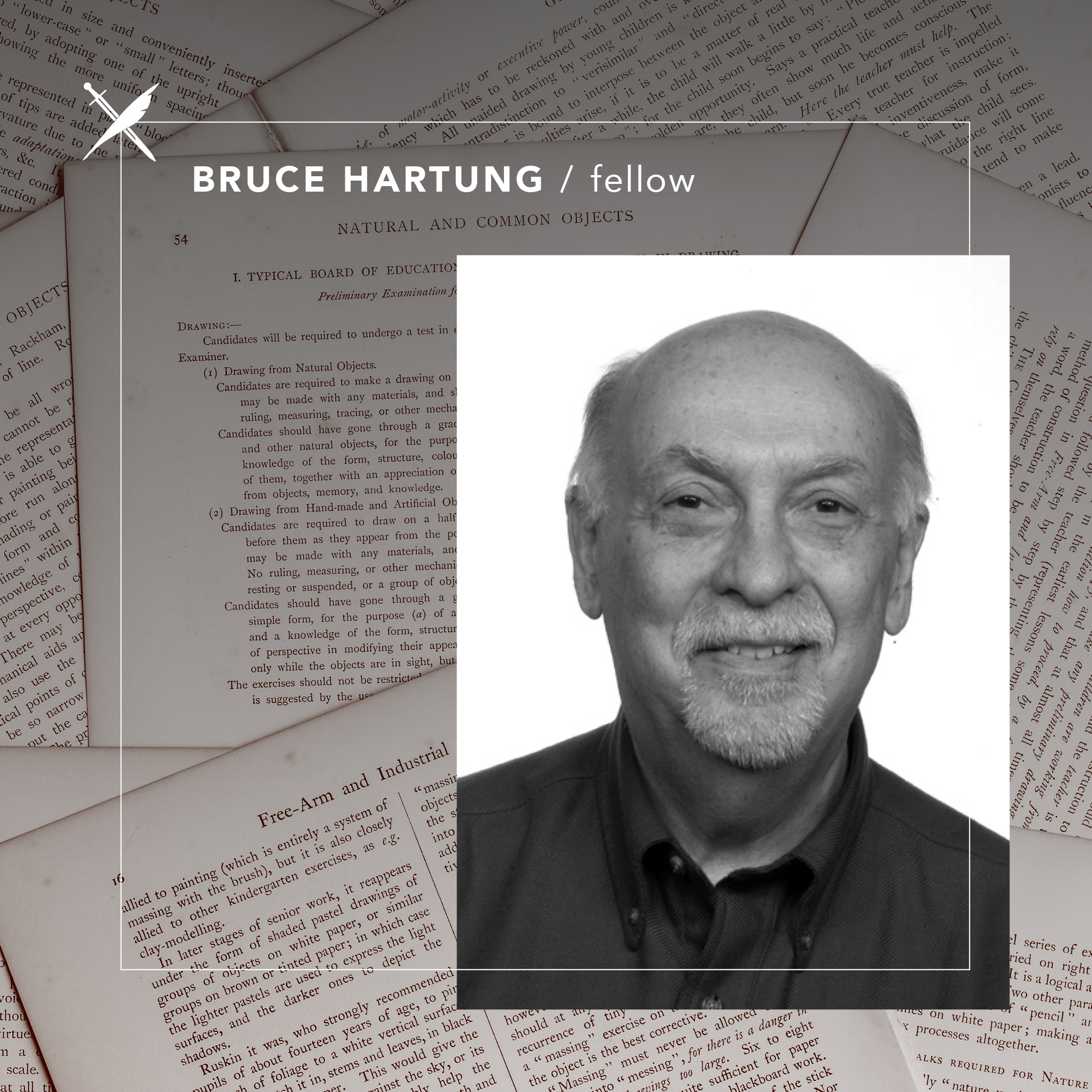 Bruce Hartung — Fellow