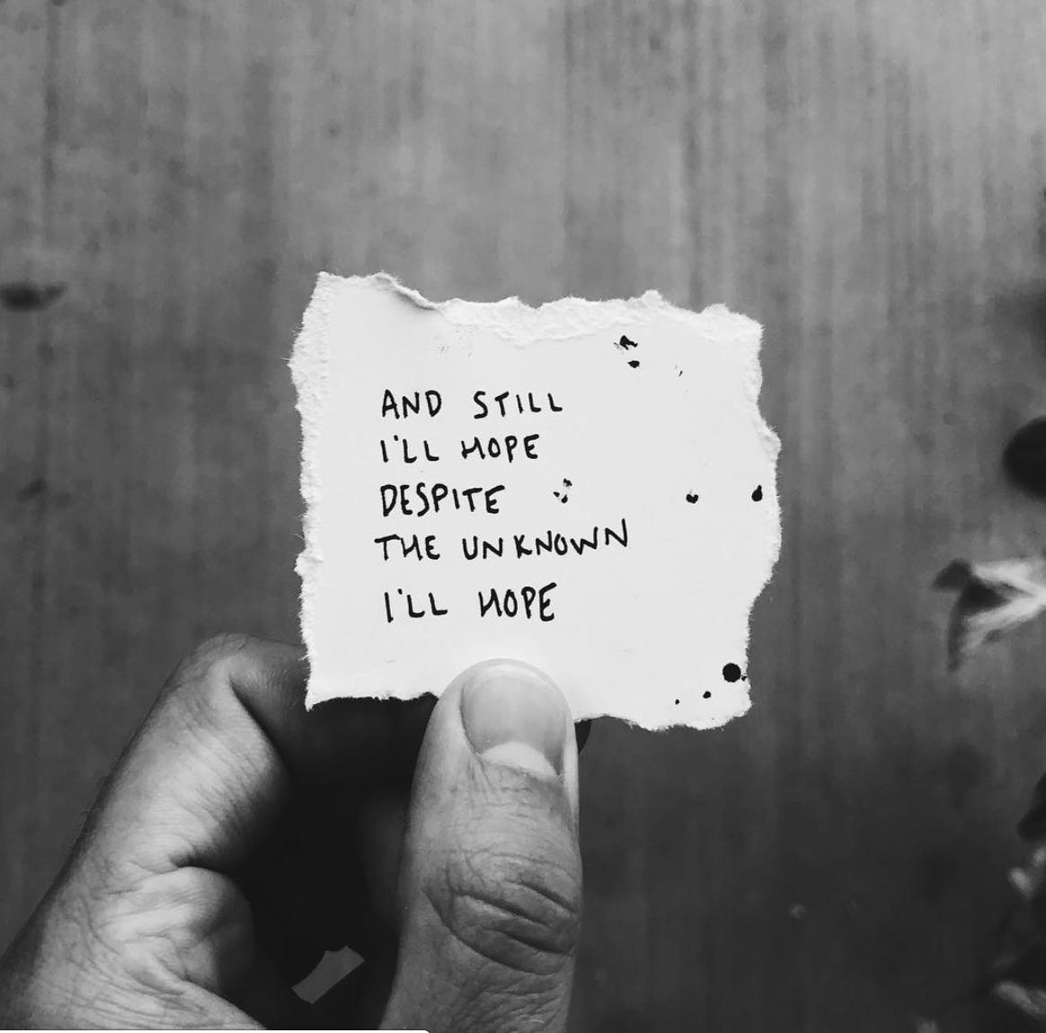 Follow Tanner on instagram   spoken word, poetry, + other words .