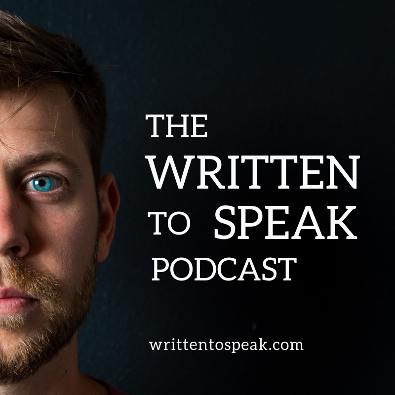 the written to speak podcast   Tanner holds conversations with friends regarding faith, life's questions, and creativity. Each episode seeks to spread hope and announce love through the discoveries and understandings of guests and featured Written to Speak poems.