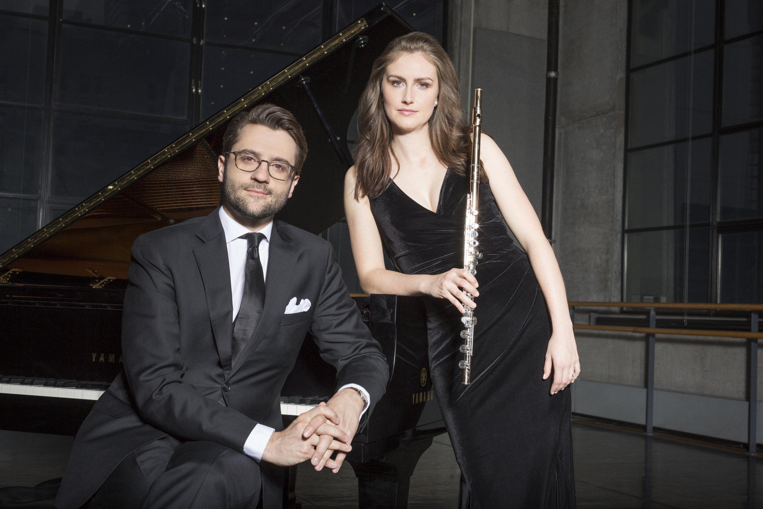 Catherine Gregory and David Kaplan, Dario Acosta 2017