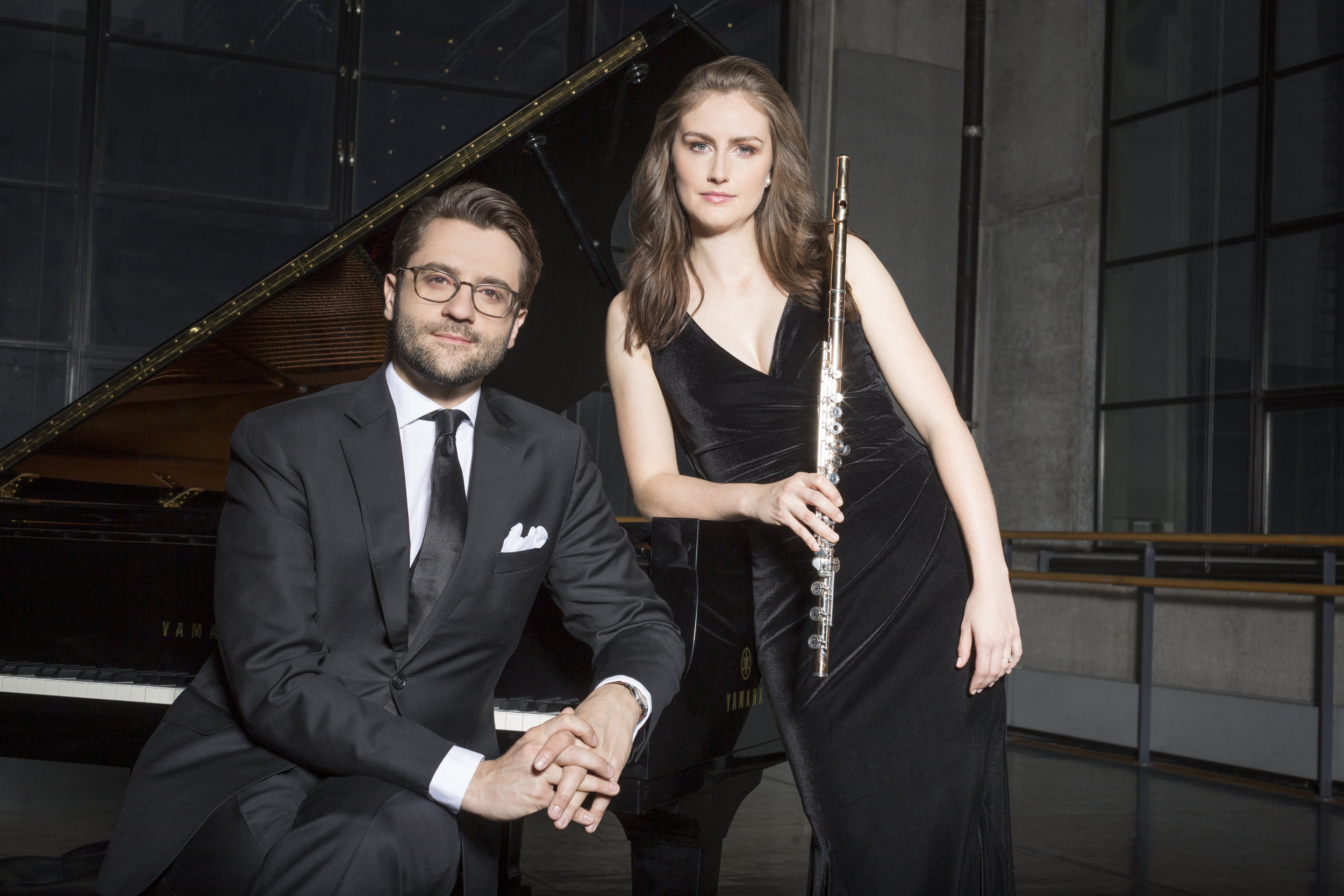 Catherine Gregory and David Kaplan, Dario Acosta, 2017