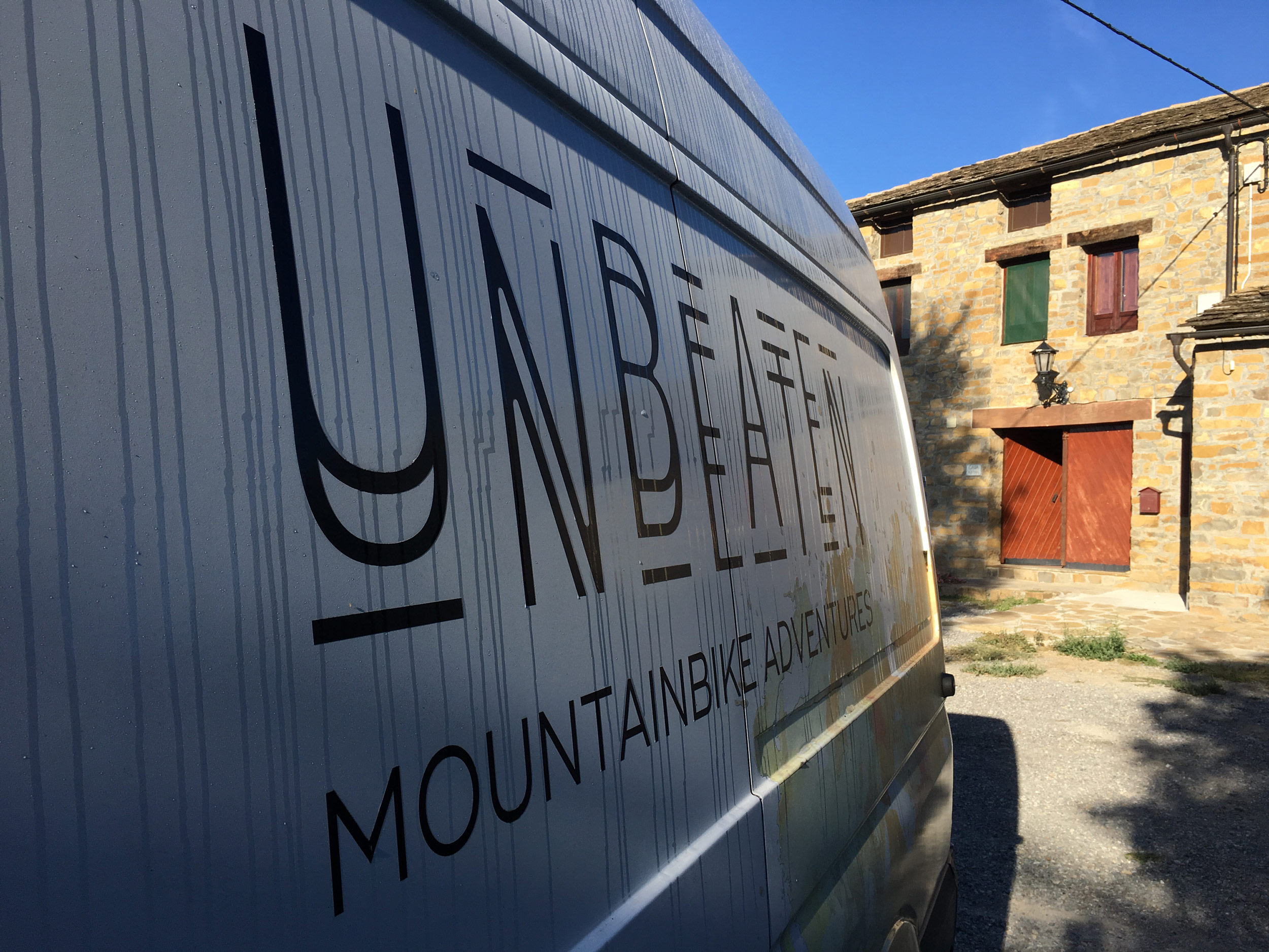 The Unbeaten Van.