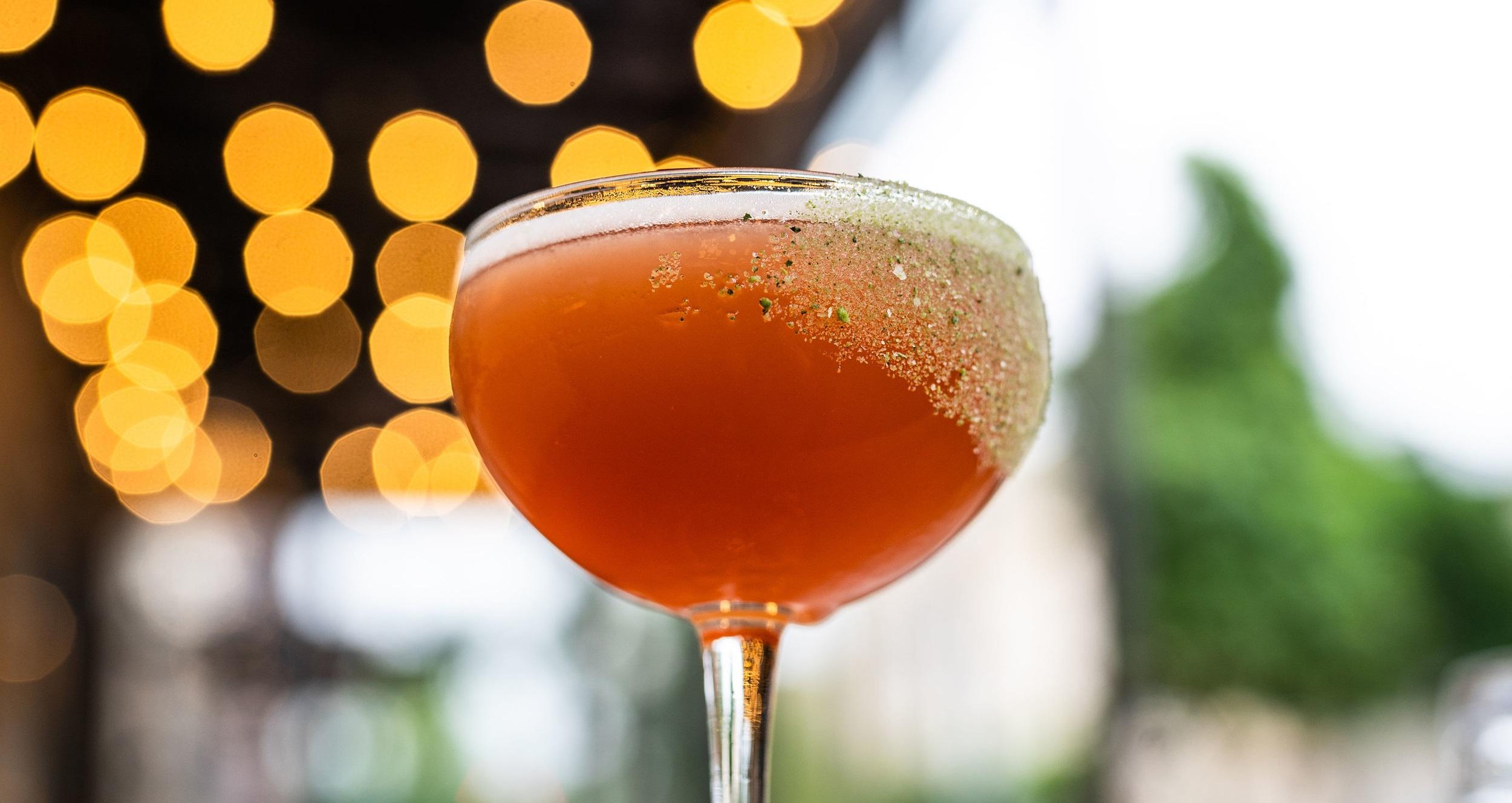 BEBIDAS - enjoy a drink from our award winning team led by James Simpson