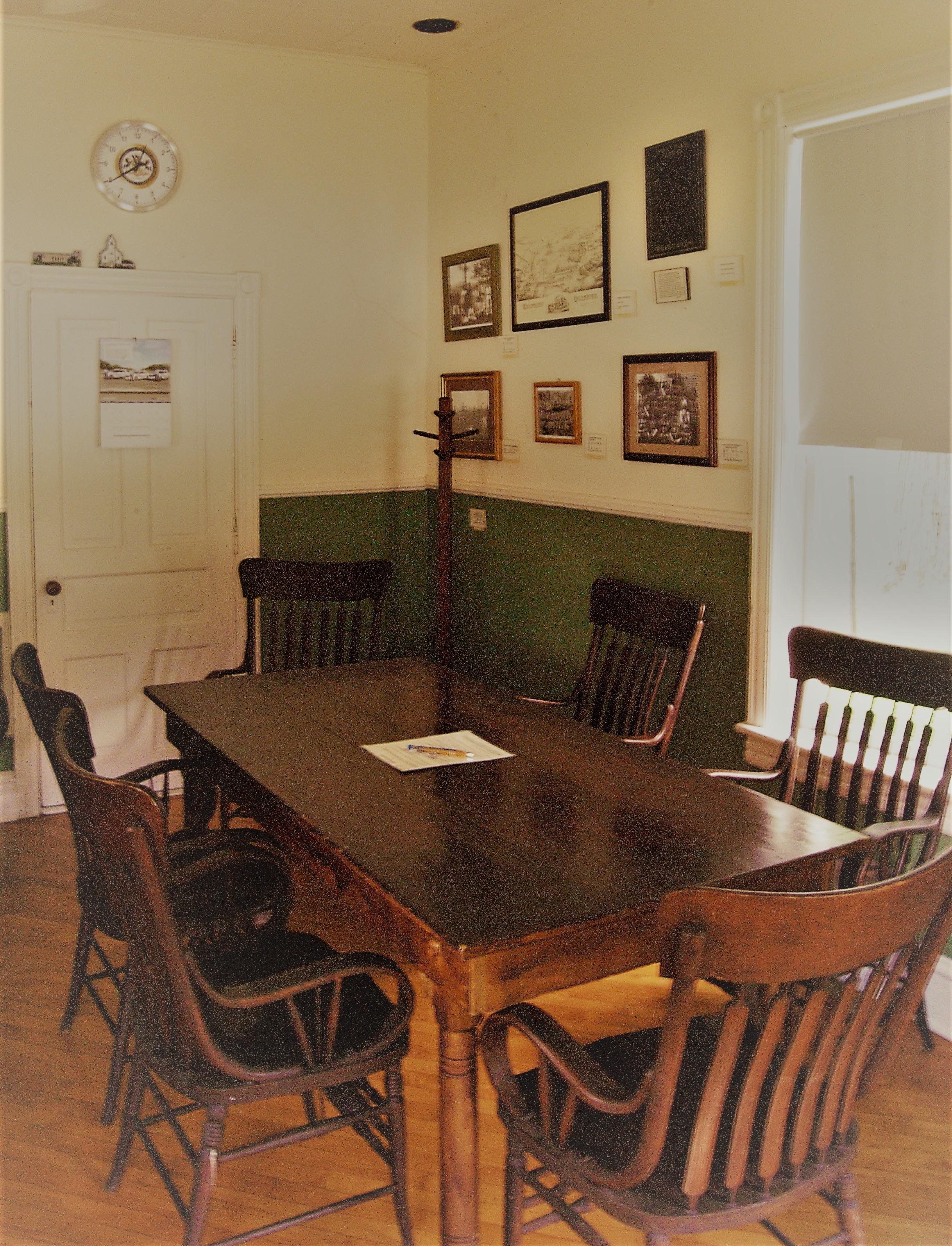 Chapman Borough Hall - Meeting Room