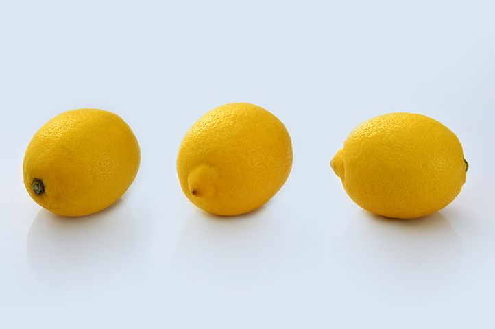 When life gives you lemons…use them wisely as they will bring health and then… invite more fruit and veg into your life!