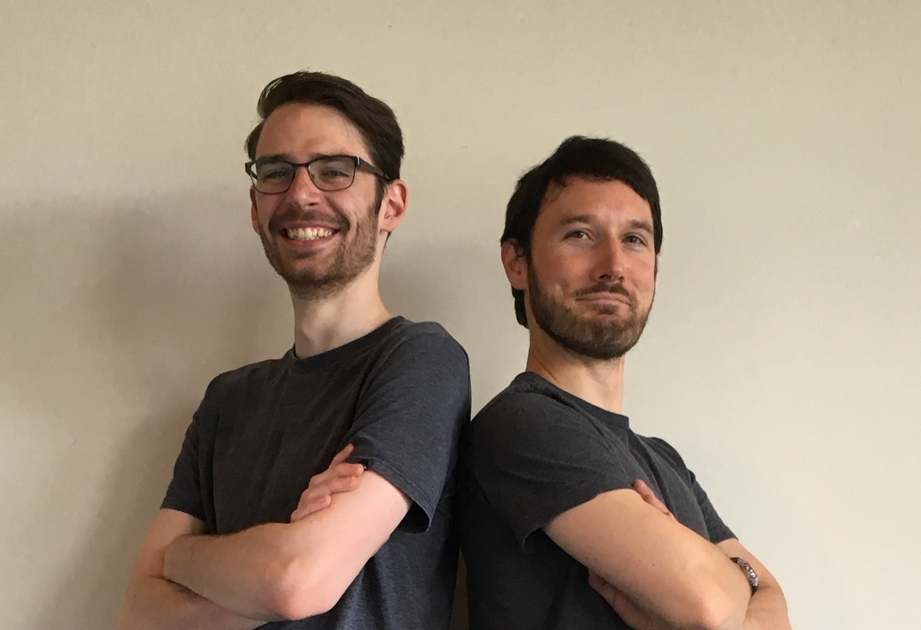 Mitchell Graw (l) and Jerrod Bondy (r) are all set to lead 2 exciting theatre camps this summer