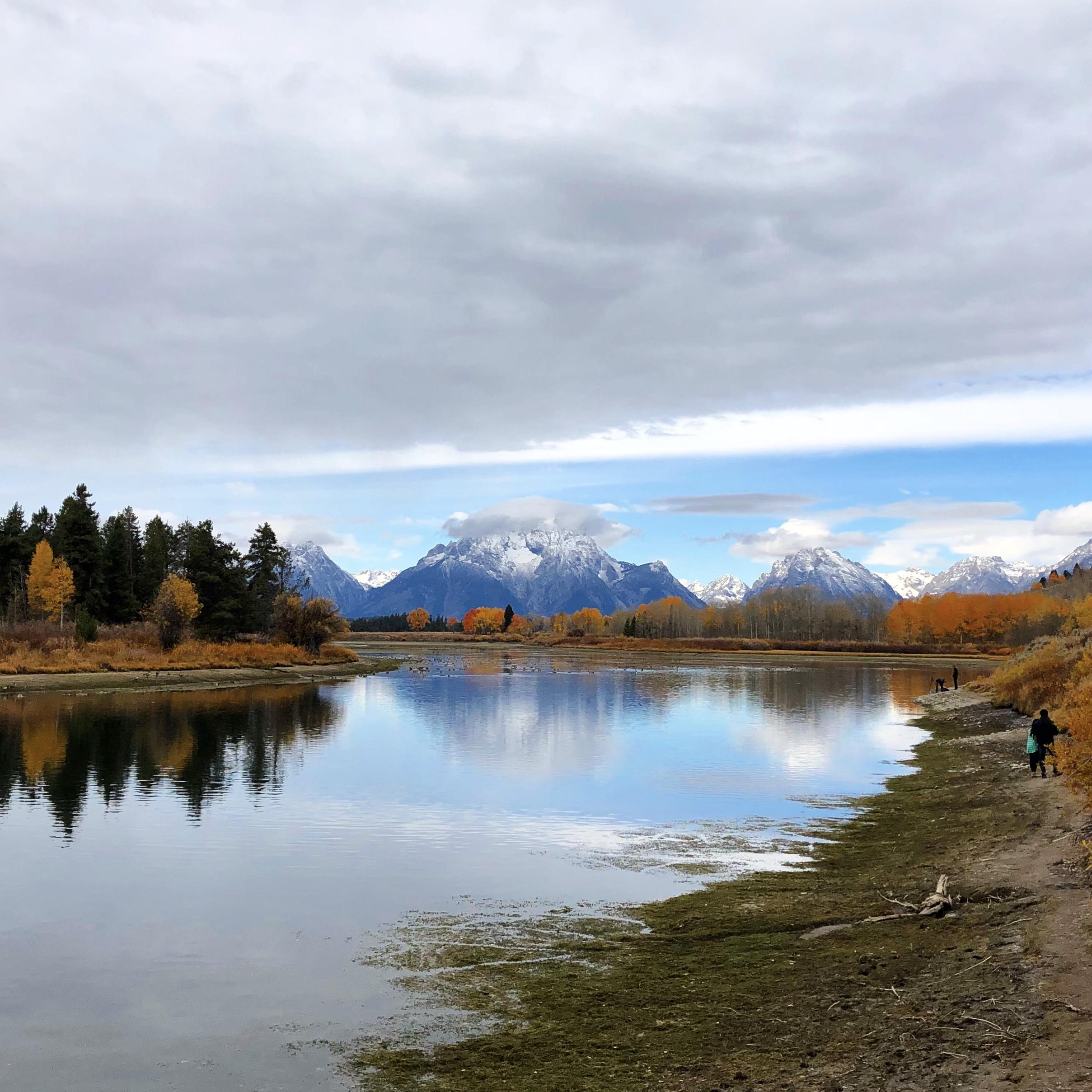 Teton National Park, Wyoming