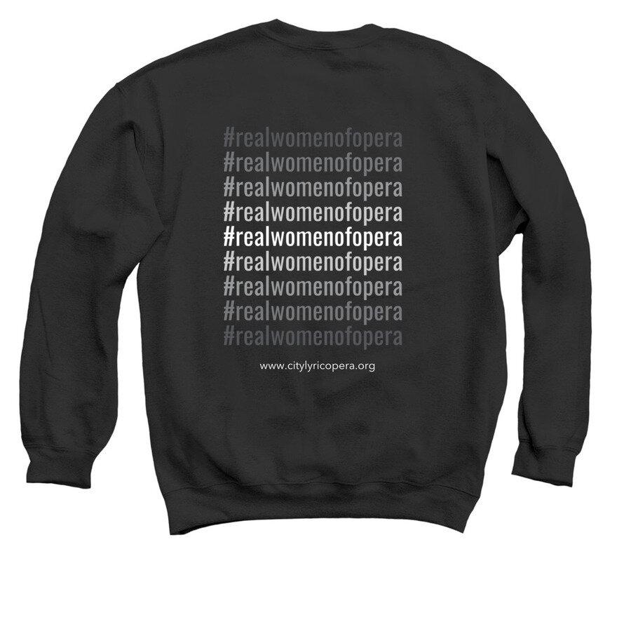 BACK:  Ombre Sweatshirt $34.99