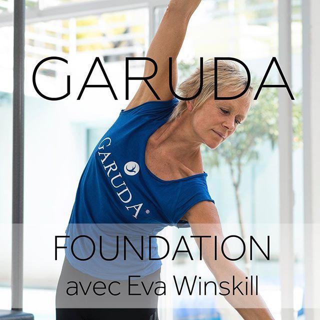 NOUVELLE FORMATION GARUDA ! Date & Horaires : 26/30 JUIN 2019  26/06 : de 12h à 17h30 - du 27 au 29/06 : de 10h-13h et 14h-16h - 30/06 : de 9h-13h Lieu :  à confirmer Prix : 1200 €  par personne  Holistique, dynamique – GARUDA est une nouvelle technique révolutionnaire crée par James D'Silva. Cette discipline inspirée du Pilates, de la Danse, du Yoga et du Tai Chi est une philosophie unique et se pratique sur machine et ou au sol. Les séances alliant un travail dynamique, fluide, rythmé et mental permettent d'augmenter la force, la souplesse, la coordination et l'endurance.  OBJECTIF de la FORMATION : La base du Pilates est utilisé avec une approche différente. Apprendre à isoler un muscle et ensuite travailler les lignes myofasciaux. Cette approche est bénéfique pour les personnes qui présentent dysfonctionnement et déséquilibre. Excellent formation pour les professeurs qui souhaitent poursuivre la technique GARUDA. 5 jours - 24h de formation  INSTRUCTRICE : Eva Winskill - Fit Studio Le Loft Pilates Un mois gratuit accès online aux vidéos, vous sera offert après chaque formation.  PLACES LIMITÉES : MAX 15 PARTICIPANTS.  Info & Reservation : info@agustinawellness.com . . . . #garudabordeaux #garudafrance #garuda#bienetrebordeaux  #pilatesbordeaux#bienetre #keepgoing #livethelifeyoulove #formationgaruda #agustinawellness #garudabarre  @thegarudastudio @fitstudioleloftpilates