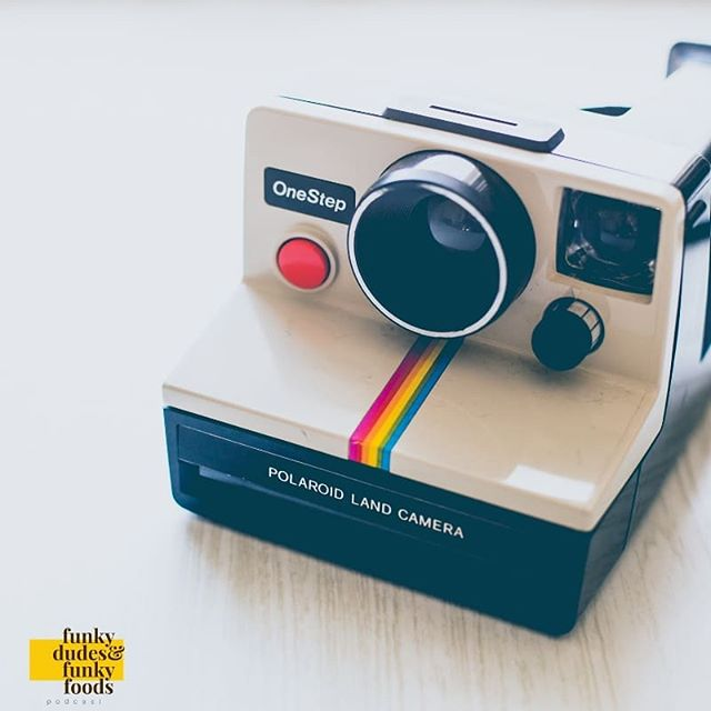 Take a picture, it'll last longer...than cuffing season! Have you listened to our latest minisode about cuffing season? Link in bio to listen. . . . . . . #funkydudesfunkyfoods #podcast #atxpodcast #atx #austintexas #polaroid #instagram #rainbow #funkydudesfunkyfoodspodcast #cuffingseason #minisode #picture #photo #photography