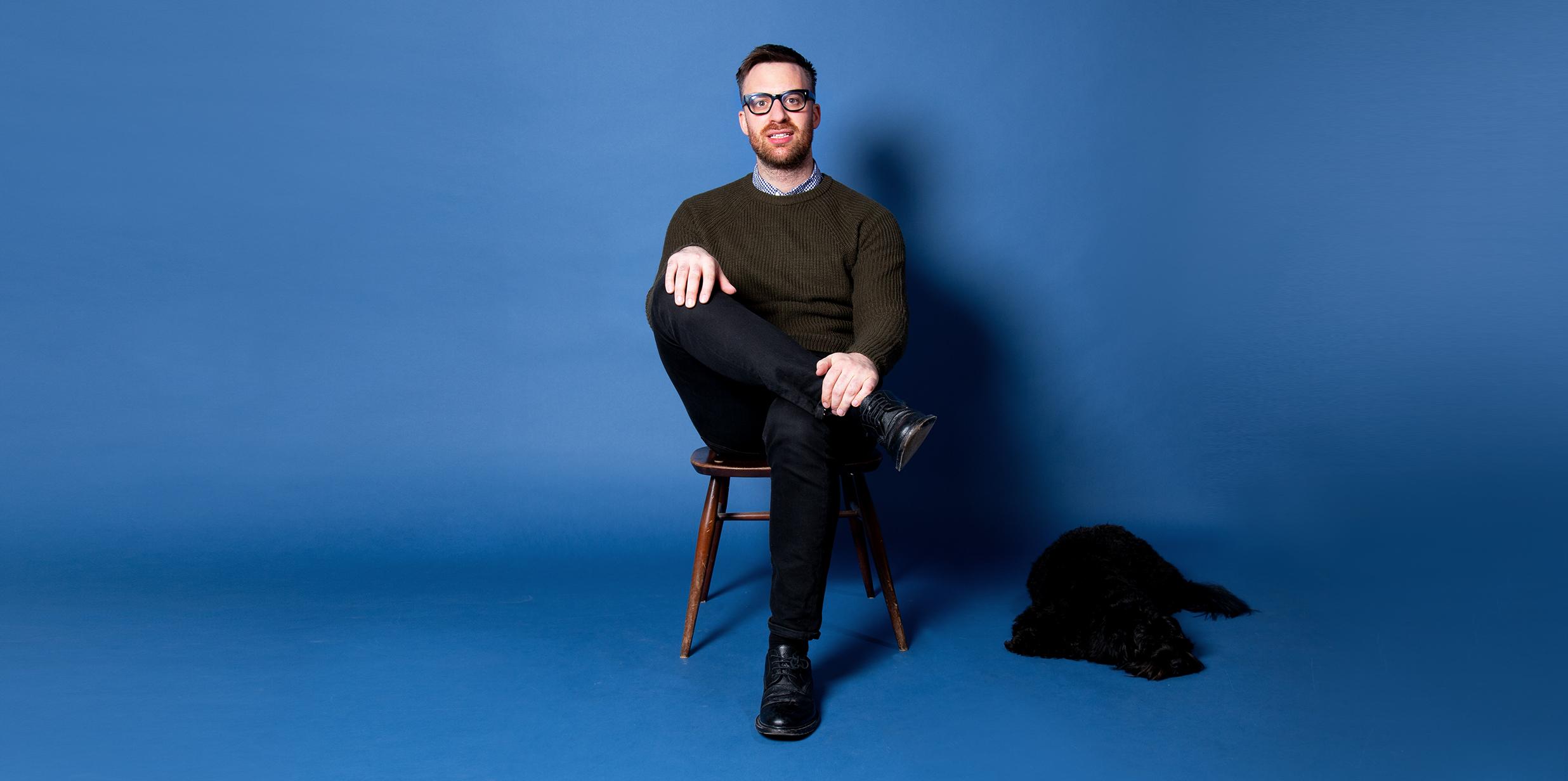 Patrick, Co-founder