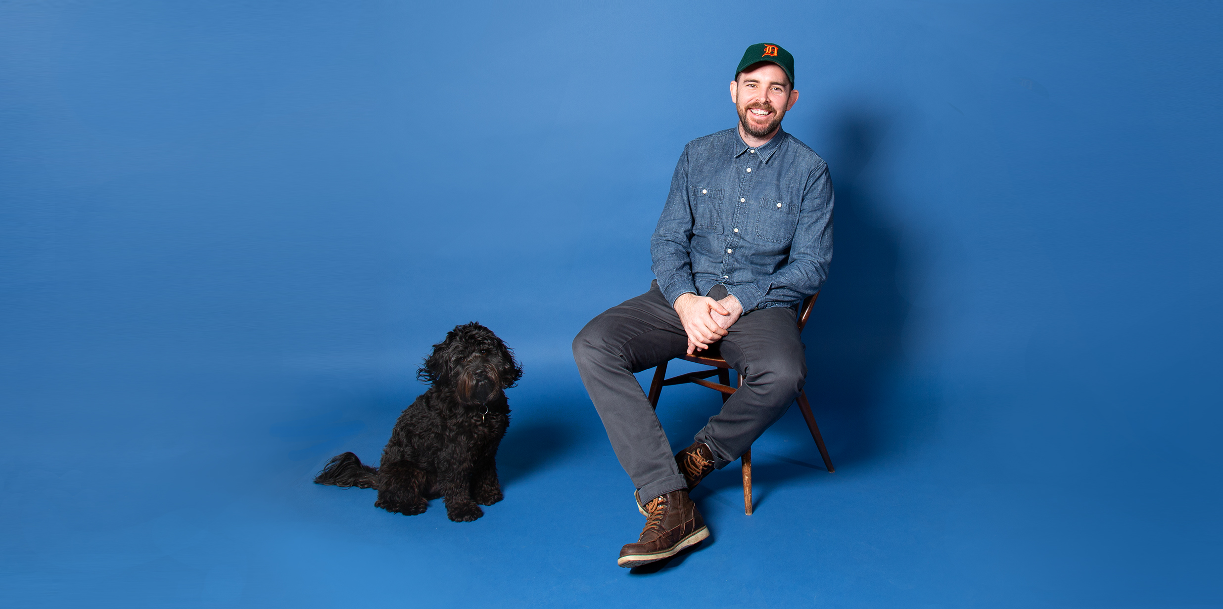 Dom, Co-founder and head of Grooming