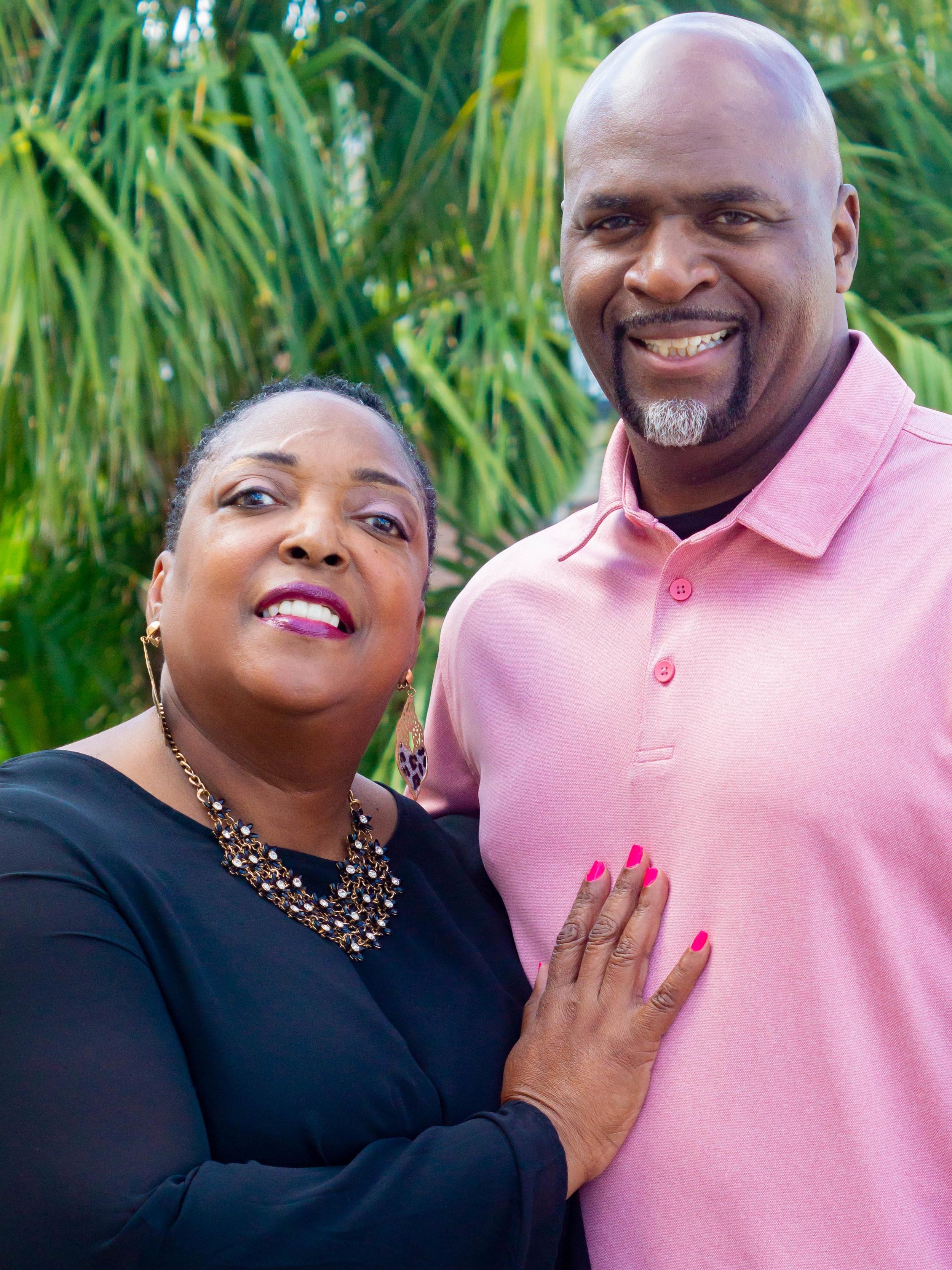 Pastor Tim & Regina -