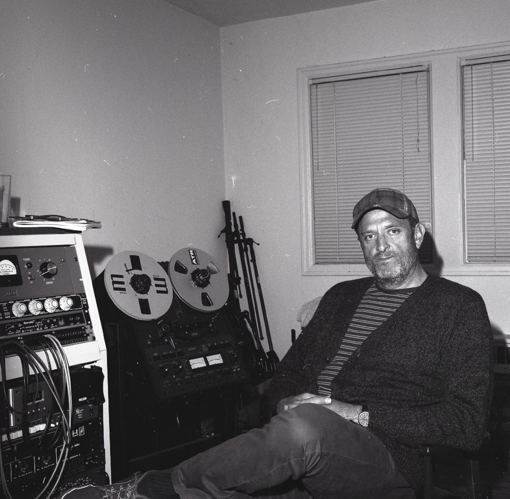 Hangin in the studio. -