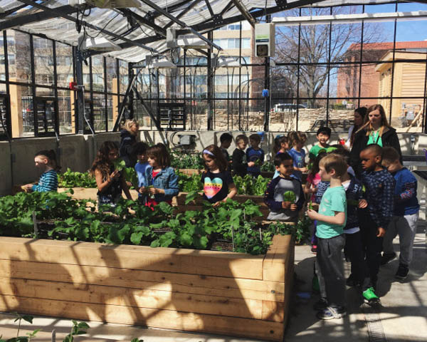 INDIAN TRAIL GARDEN LEARNING CENTER OPENS IN HIGHLAND PARK – FEATURED IN CHICAGO TRIBUNE - Our Indian Trail Garden Learning Center Project at Indian Trail School in Highland Park opened on April 20th and the students are already enjoying it! The Project was featured in the Chicago Tribune. Read more here.posted May 04, 2018 at 1:05pm