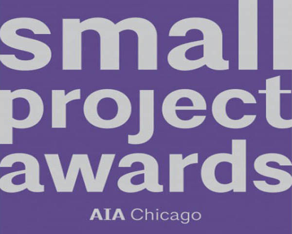 TOM WAS SELECTED TO BE A JUROR FOR THE 2018 AIA CHICAGO SMALL PROJECT AWARDS - AIA Chicago's annual Small Firm/Small Project Award program recognizes high-quality work from small architectural firms and exceptional small local projects.posted March 16, 2018 at 10:09am