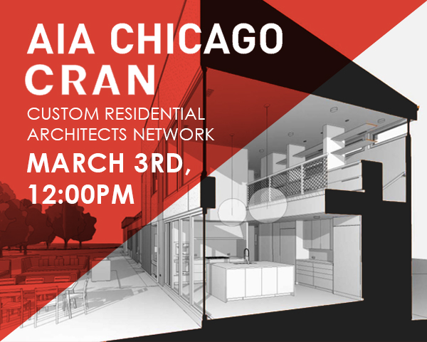 RESIDENTIAL PRACTICE: HERE AND NOW - Scott Crowe will be taking part in a Session about Building Information Modelling / Autodesk Revit and how it can be utilized in residential work. Learn more about the event here.posted on February 22, 2017 at 5:12pm