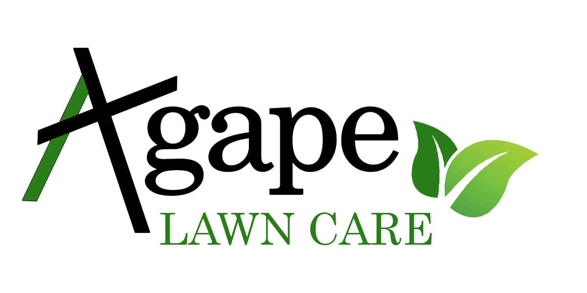 Agape Lawn Care Logo Transparent PNG.png