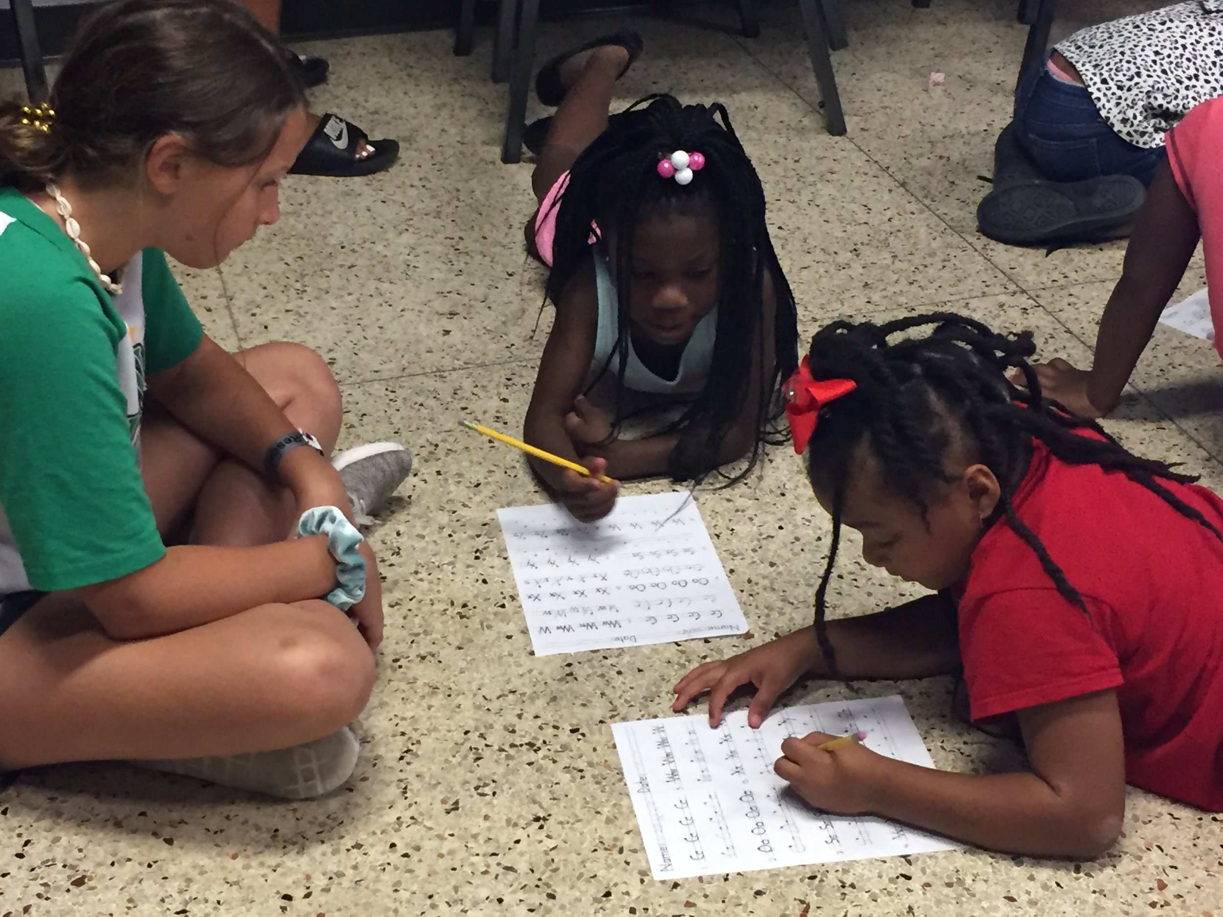 GYB girls writing.JPG