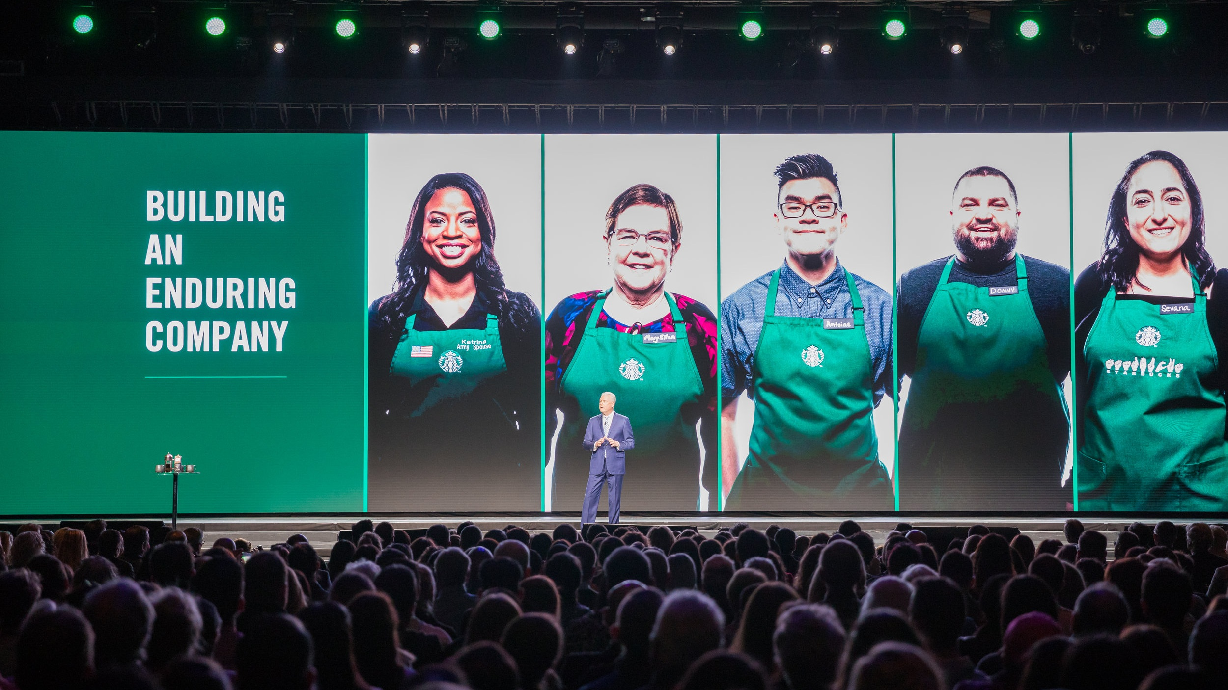 Kevin Johnson - SBUX ASM 2019