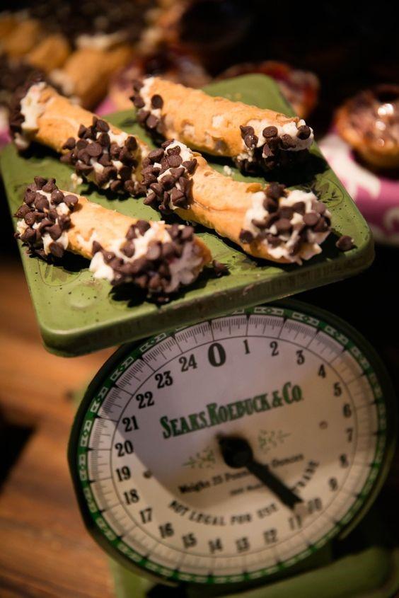 Cannoli Dessert Buffet