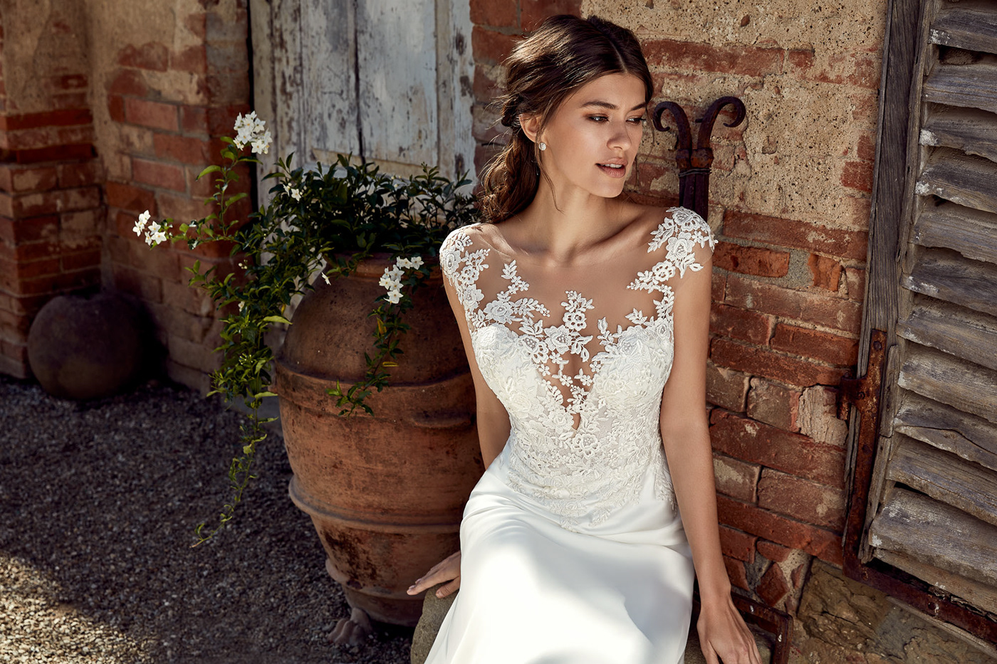 The Countryside Bride -