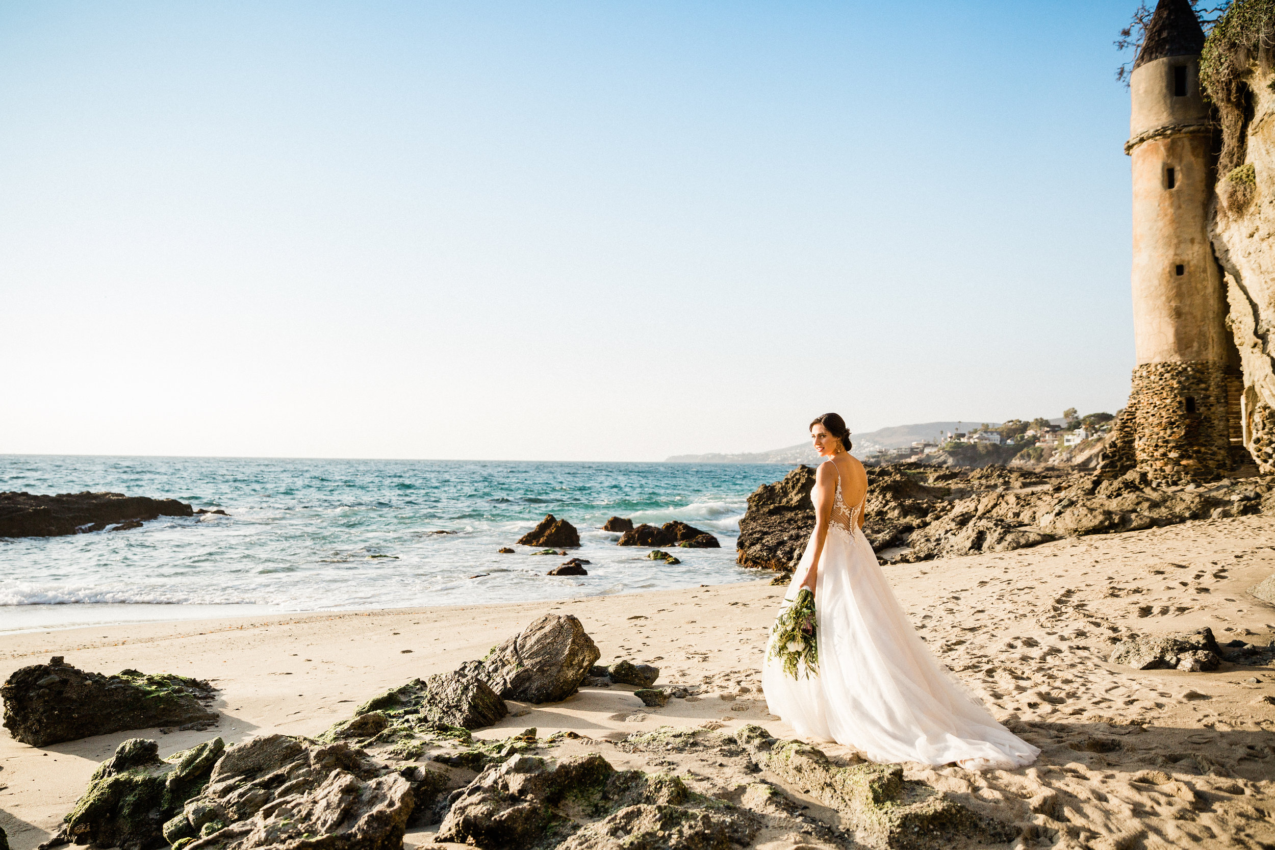 The Lace & Ivory Bride -