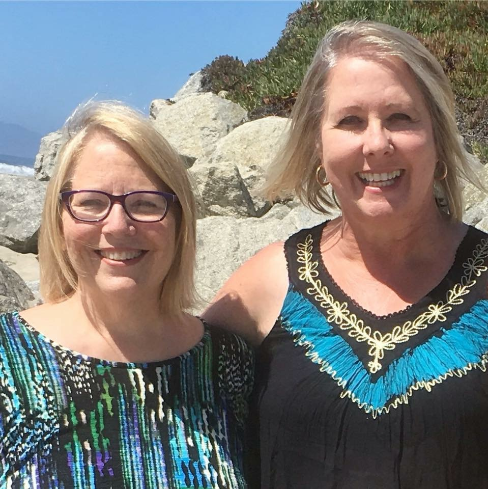 Becky Wilbur and Janette Stuart are Well-Being and Wonder  Living Life Better through peace, love, joy and ease.