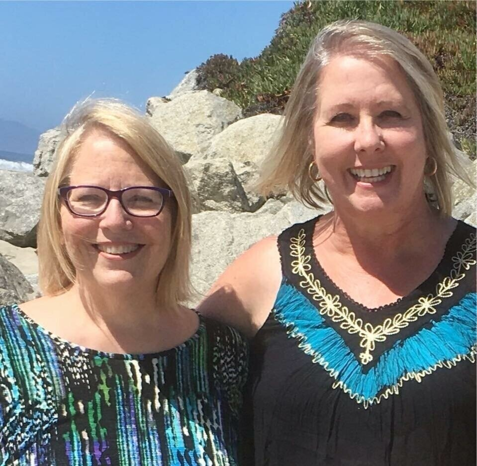 Becky Wilbur and Janette Stuart are Well-Being and Wonder