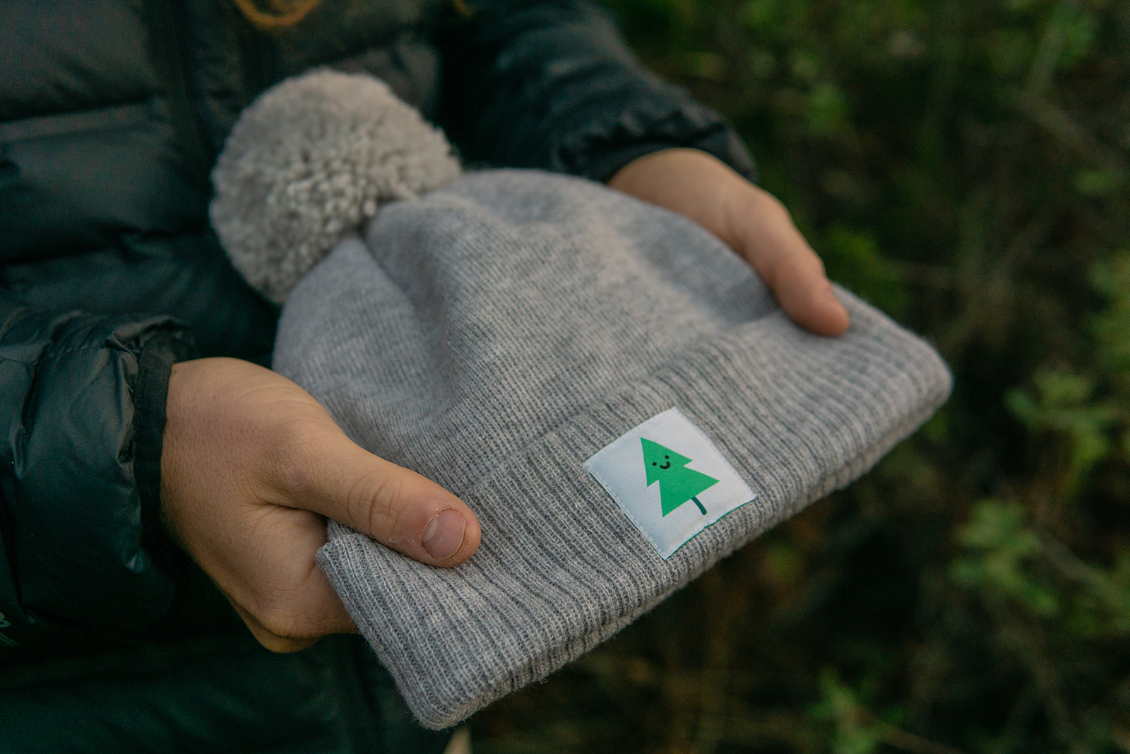 Plush Hats - Cute and cozy.