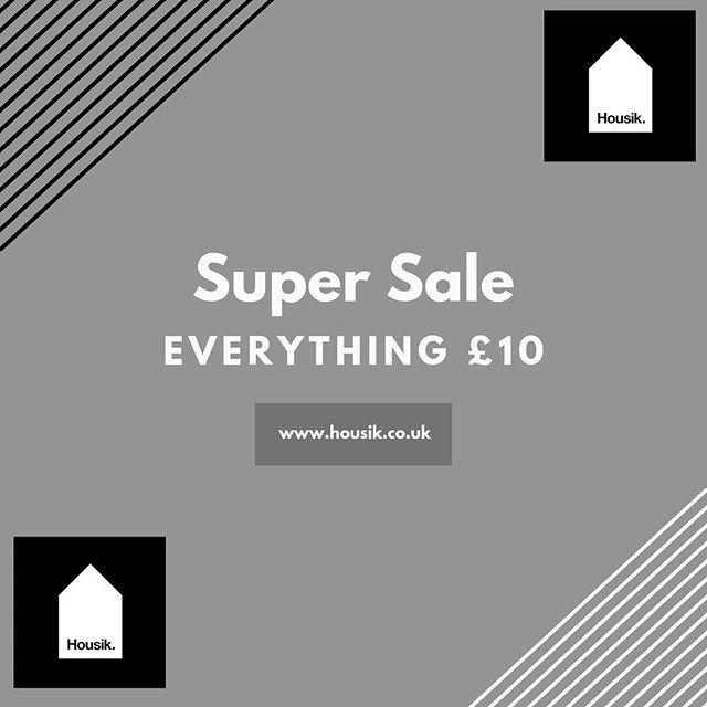 Super sale now on!!!! . Everything £10 (including jackets)! . . . . . . #streetwear #ukfashion #clothing #womenswear #streetstyle #housik #ukstyle #ukstreetwear #womensfashion #menswear #style #blog #fashionblog #streetwearblog #acidhouse #rave #fuckwar #paris #london #nyc #housemusic #deephouse #norwich #festival #summer #smiley #sale