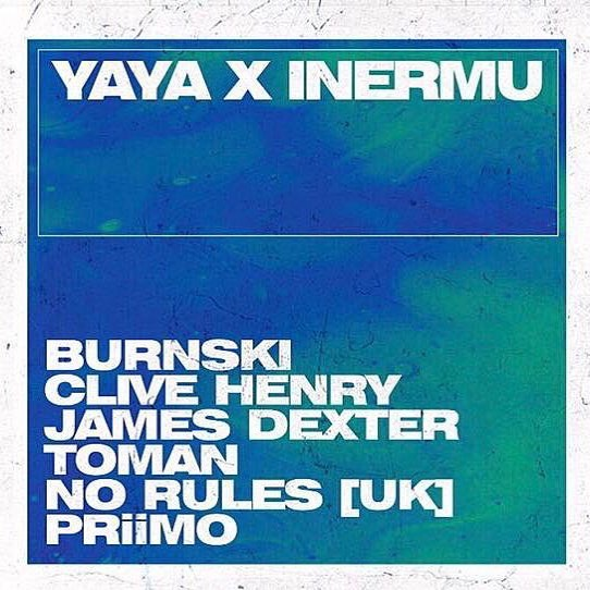 The big one 👊🏼👊🏼👊🏼 . @yaya__records x @inermurecords - @93feeteast - 14/09/19 . Ticket link in bio 👆🏽👆🏽👆🏽 . . . . . . . . #toman #minimaldeeptech #inermurecords #priimo #norwich #party #dj #deephouse #housemusic #techhouse #techno #minimal #dub #electronicmusic #deeptech #minimaltech #weekend #diggers #burnski #yayalondon #93feeteast #london #clivehenry #norules #vinyl #trommel