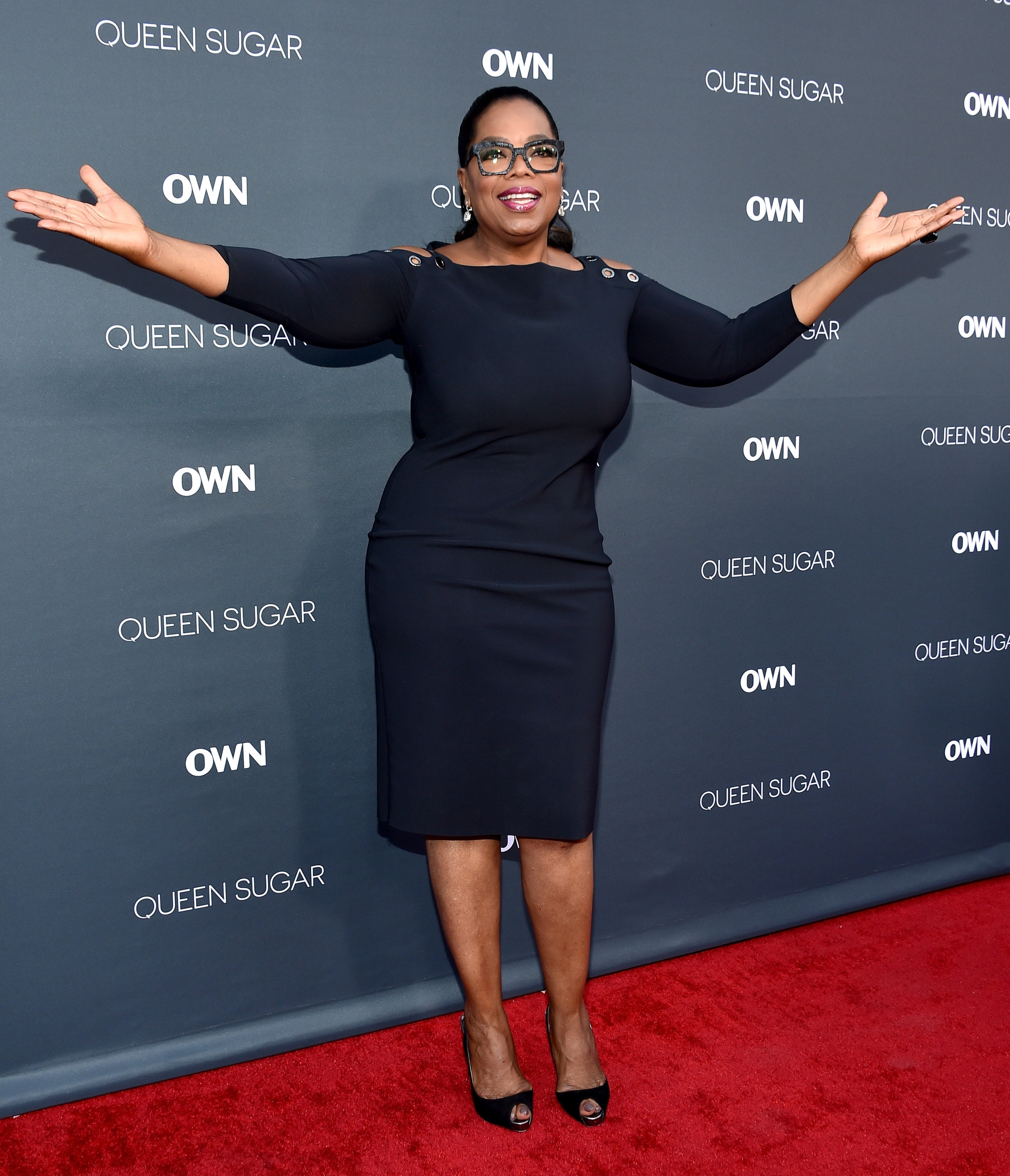 Oprah as Business Model: Your audience will get it!  Photo by Mike Windle/Getty Images Entertainment / Getty Images