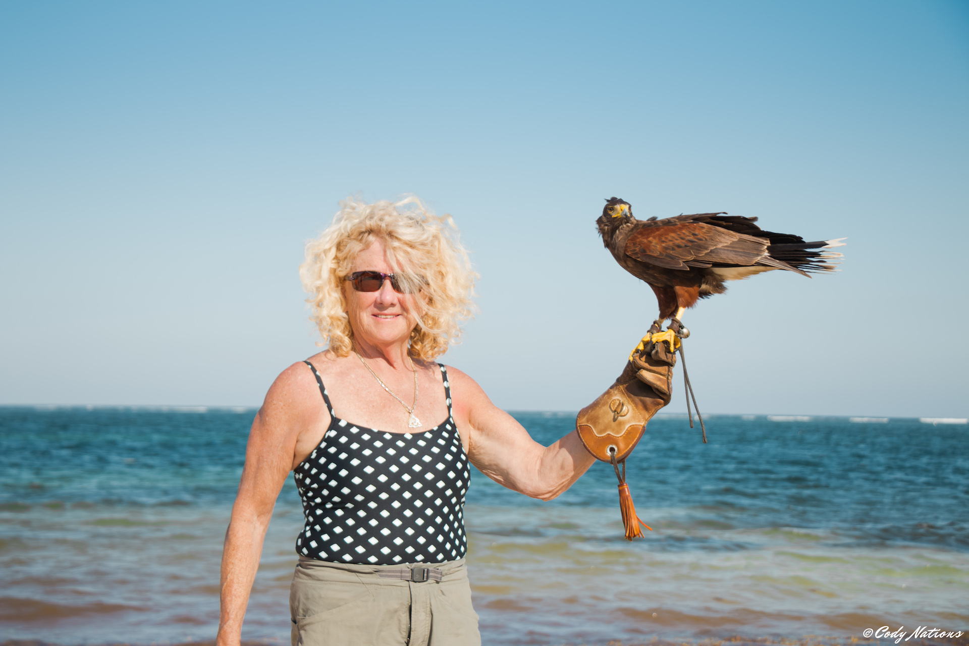 Caroline with bird.jpeg