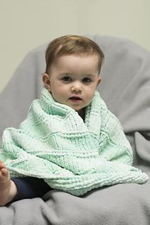 Pluff Baby Blanket